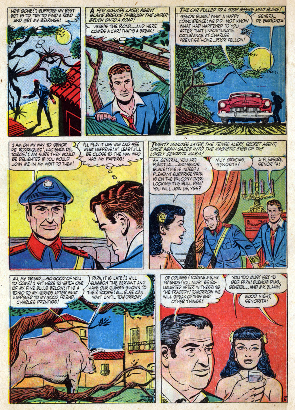 Kent Blake of the Secret Service issue 4 - Page 30