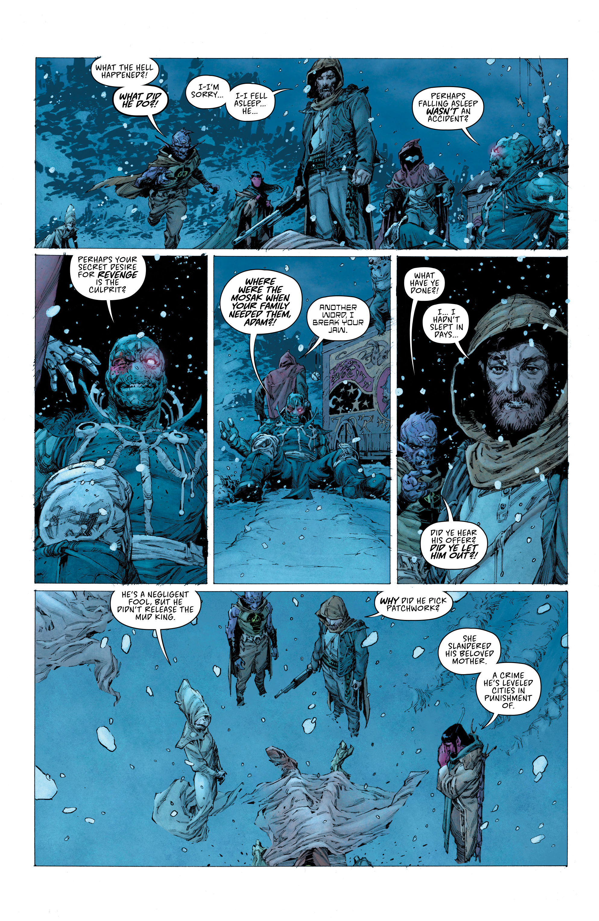Read online Seven To Eternity comic -  Issue #4 - 23