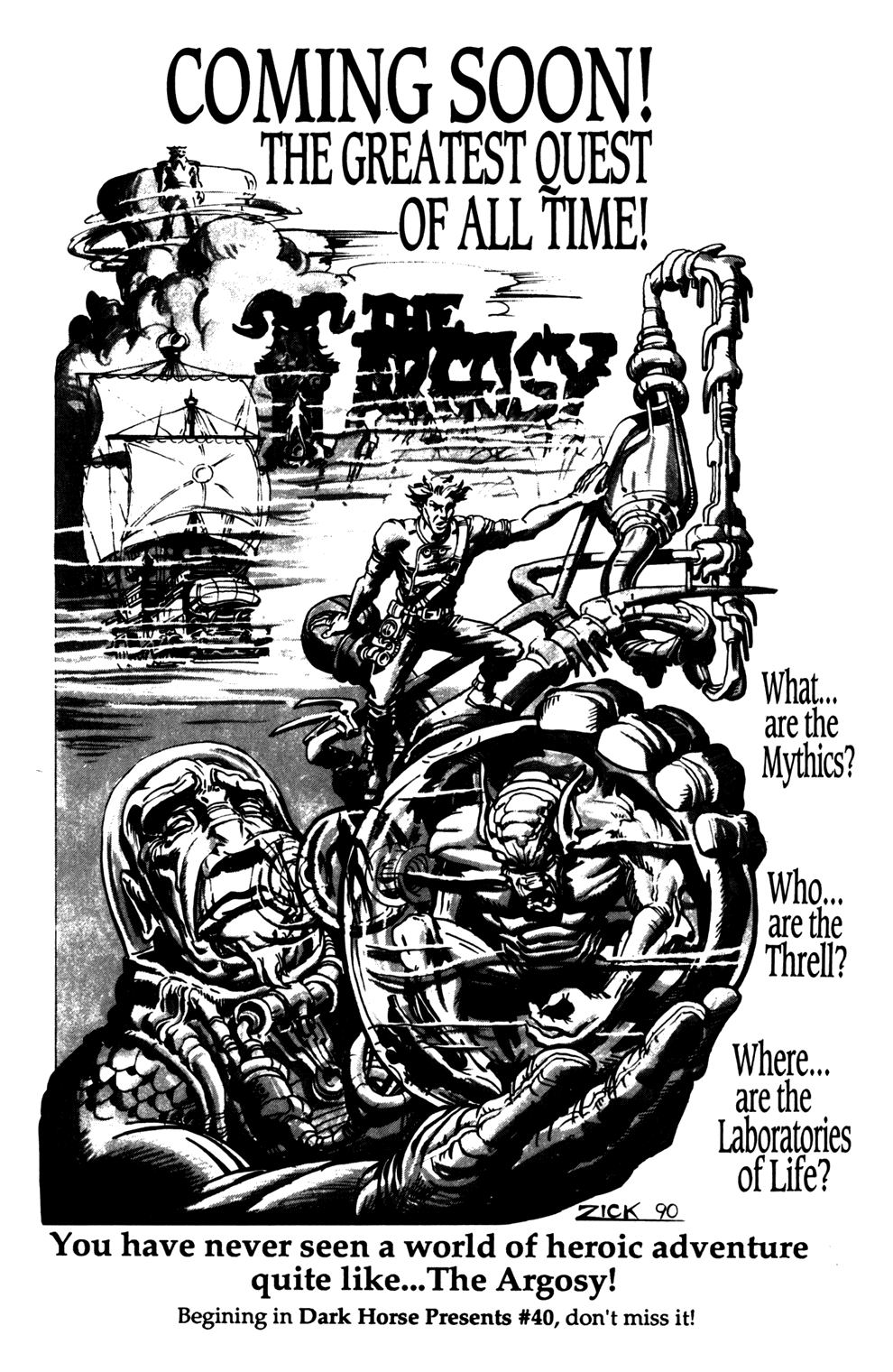 Dark Horse Presents (1986) Issue #37 #42 - English 31