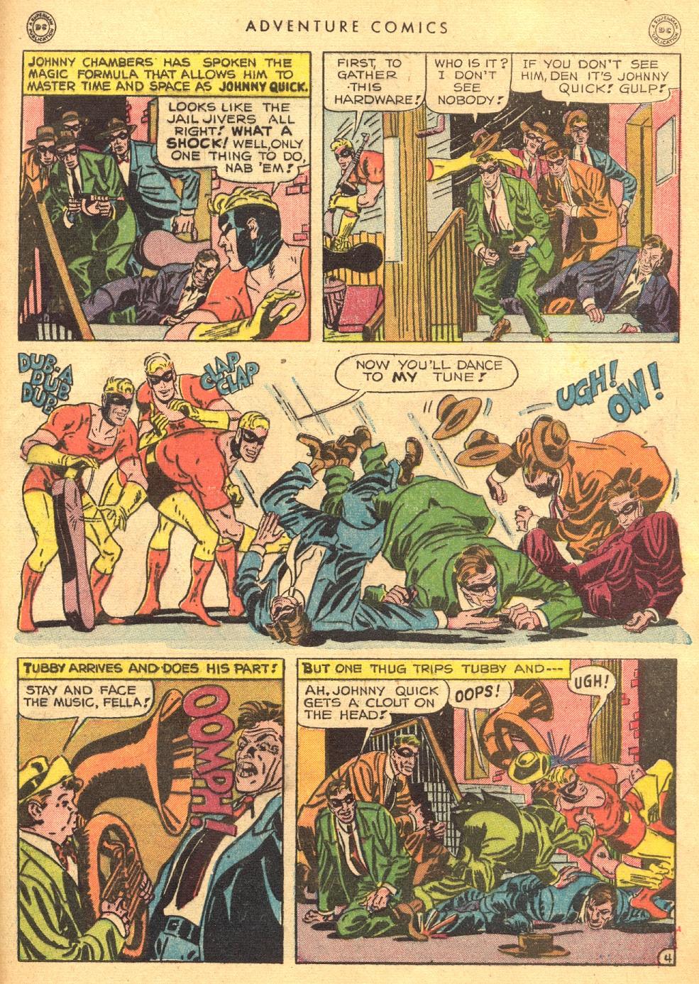 Read online Adventure Comics (1938) comic -  Issue #133 - 43