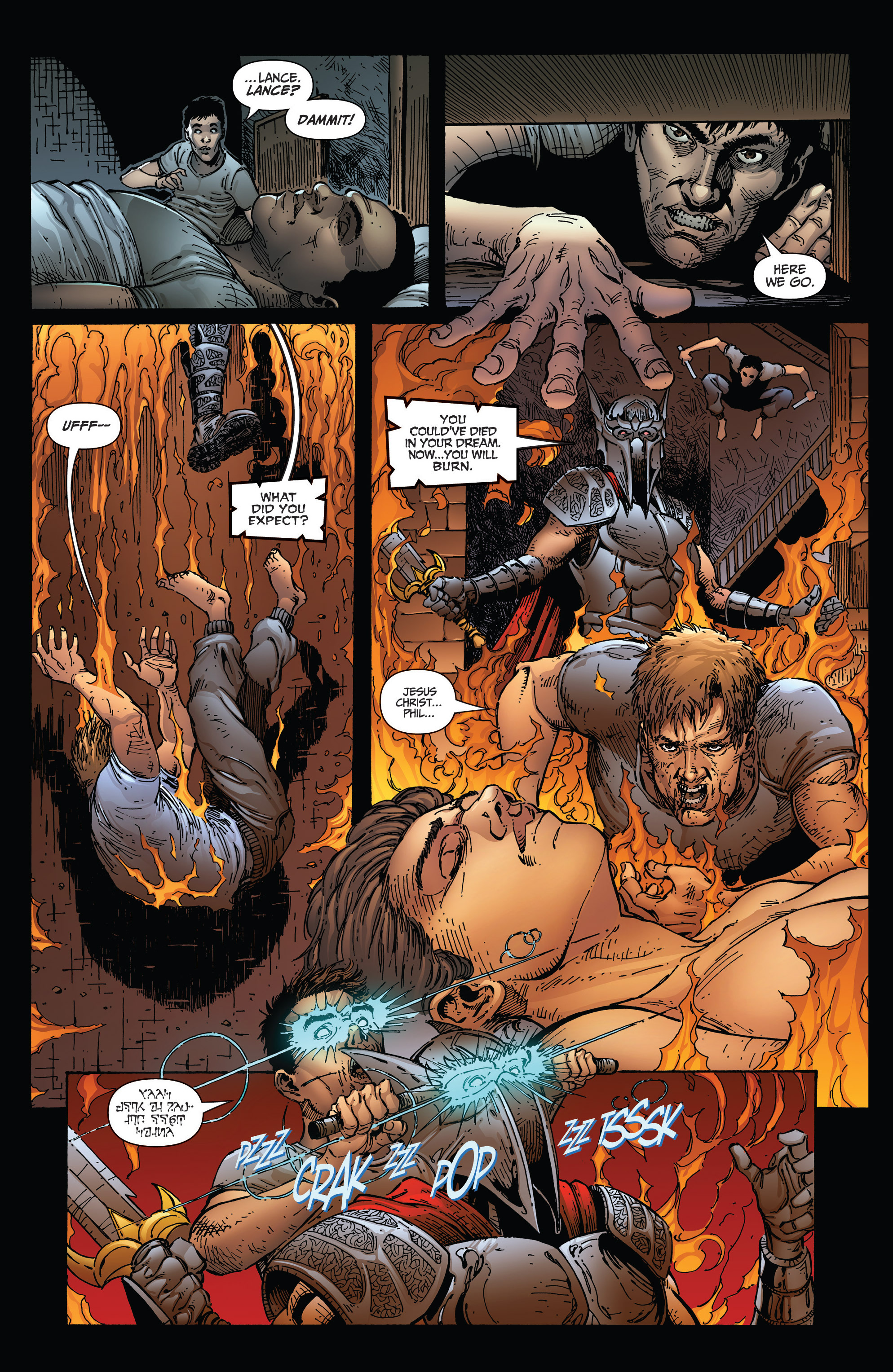 Read online Grimm Fairy Tales: Arcane Acre comic -  Issue # TPB 3 - 106