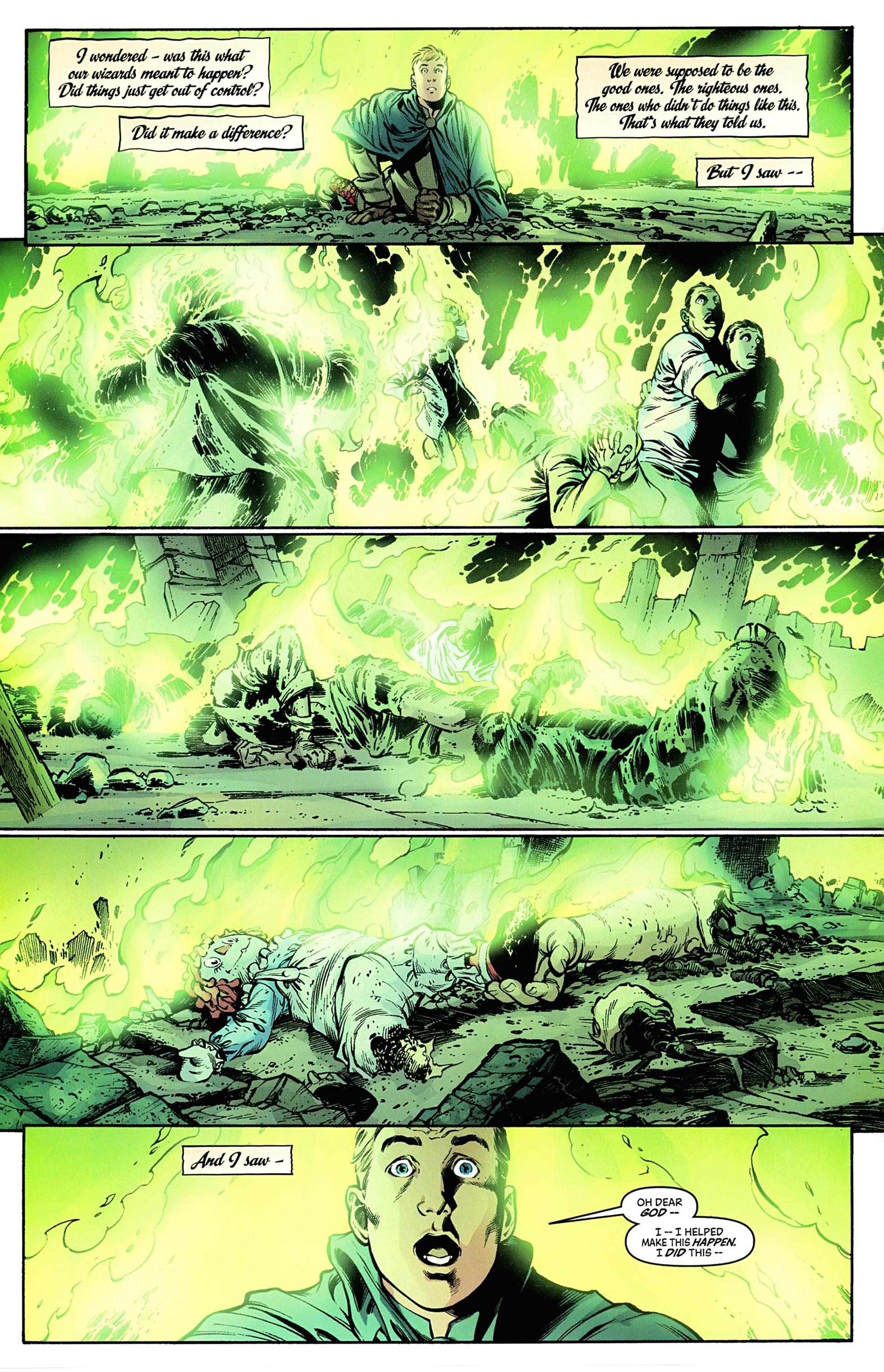 Read online Arrowsmith comic -  Issue #5 - 16