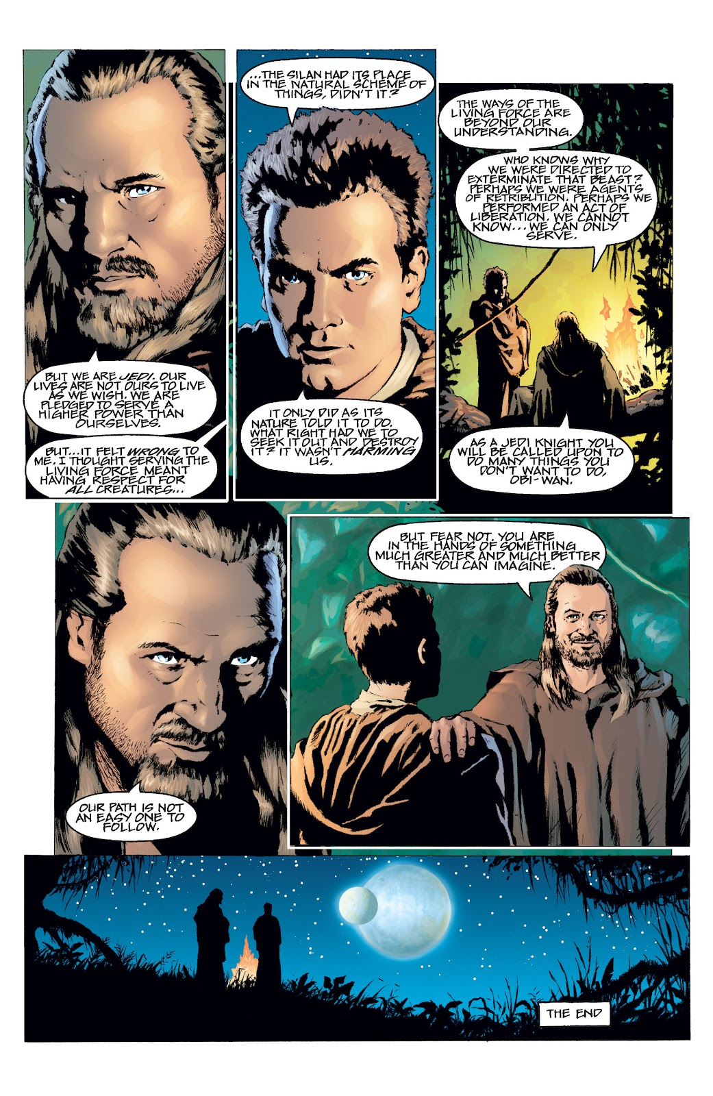 Read online Star Wars Legends: Rise of the Sith - Epic Collection comic -  Issue # TPB 1 (Part 3) - 24