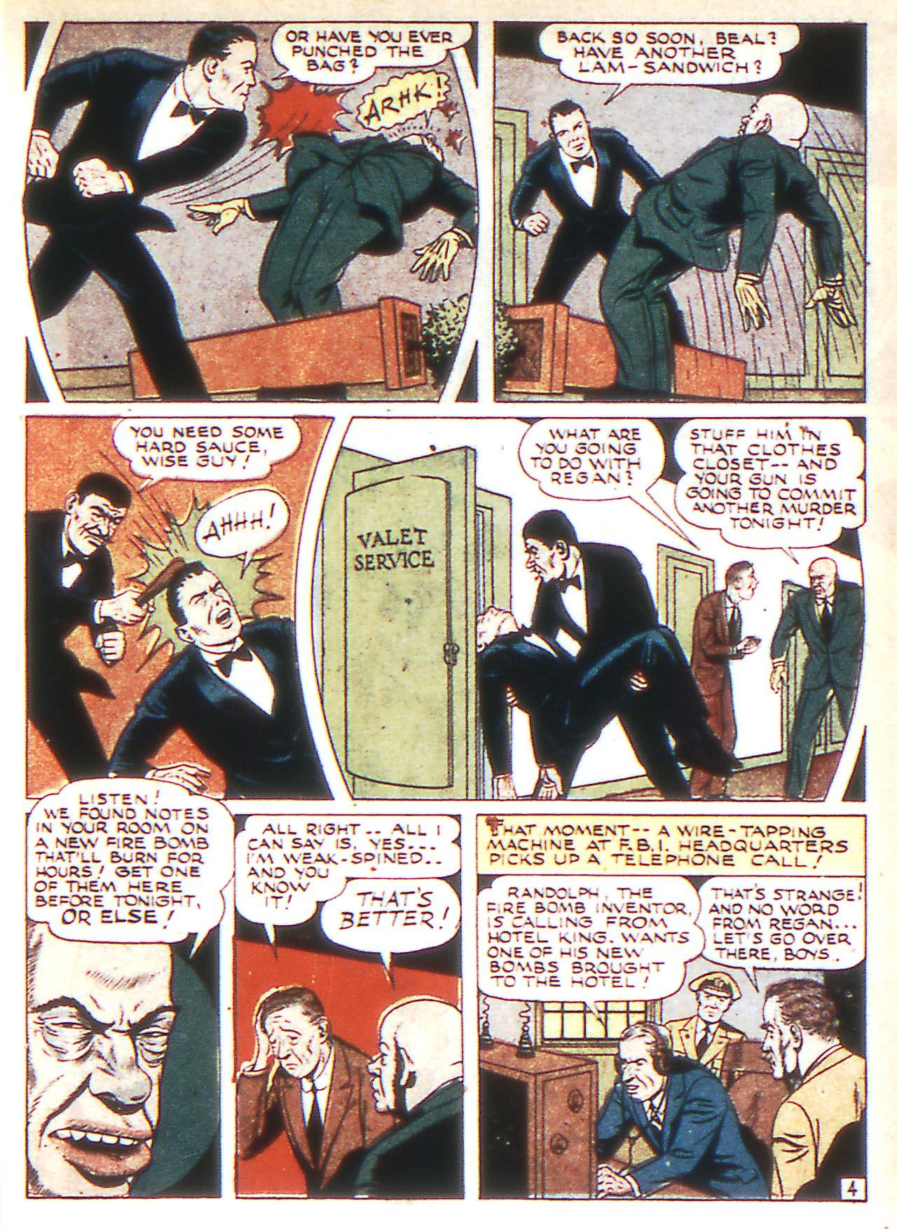 Read online Detective Comics (1937) comic -  Issue #81 - 35
