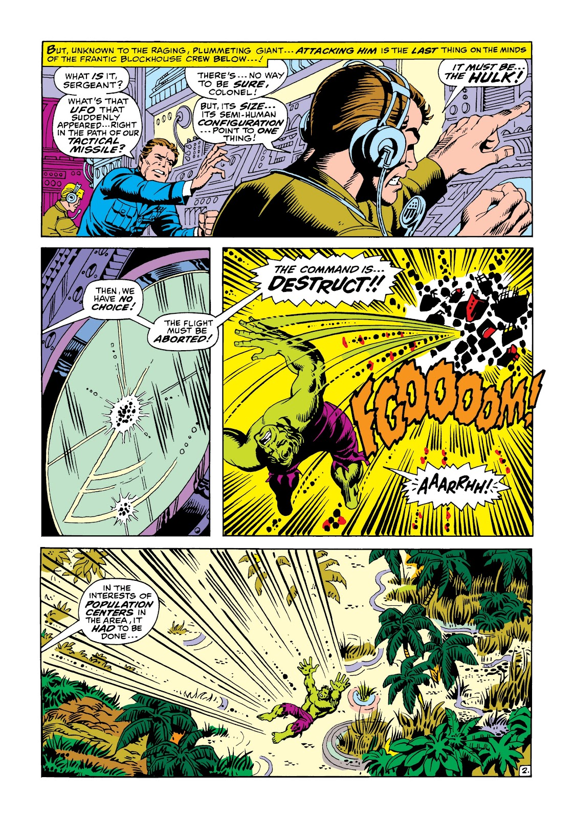 Read online Marvel Masterworks: The Incredible Hulk comic -  Issue # TPB 5 (Part 3) - 18