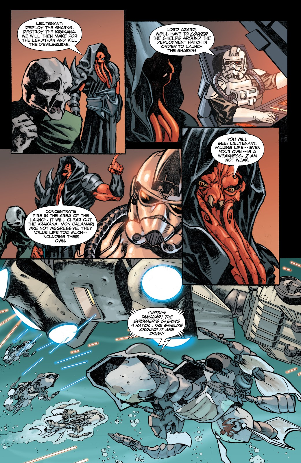 Read online Star Wars Legends: Legacy - Epic Collection comic -  Issue # TPB 2 (Part 4) - 34