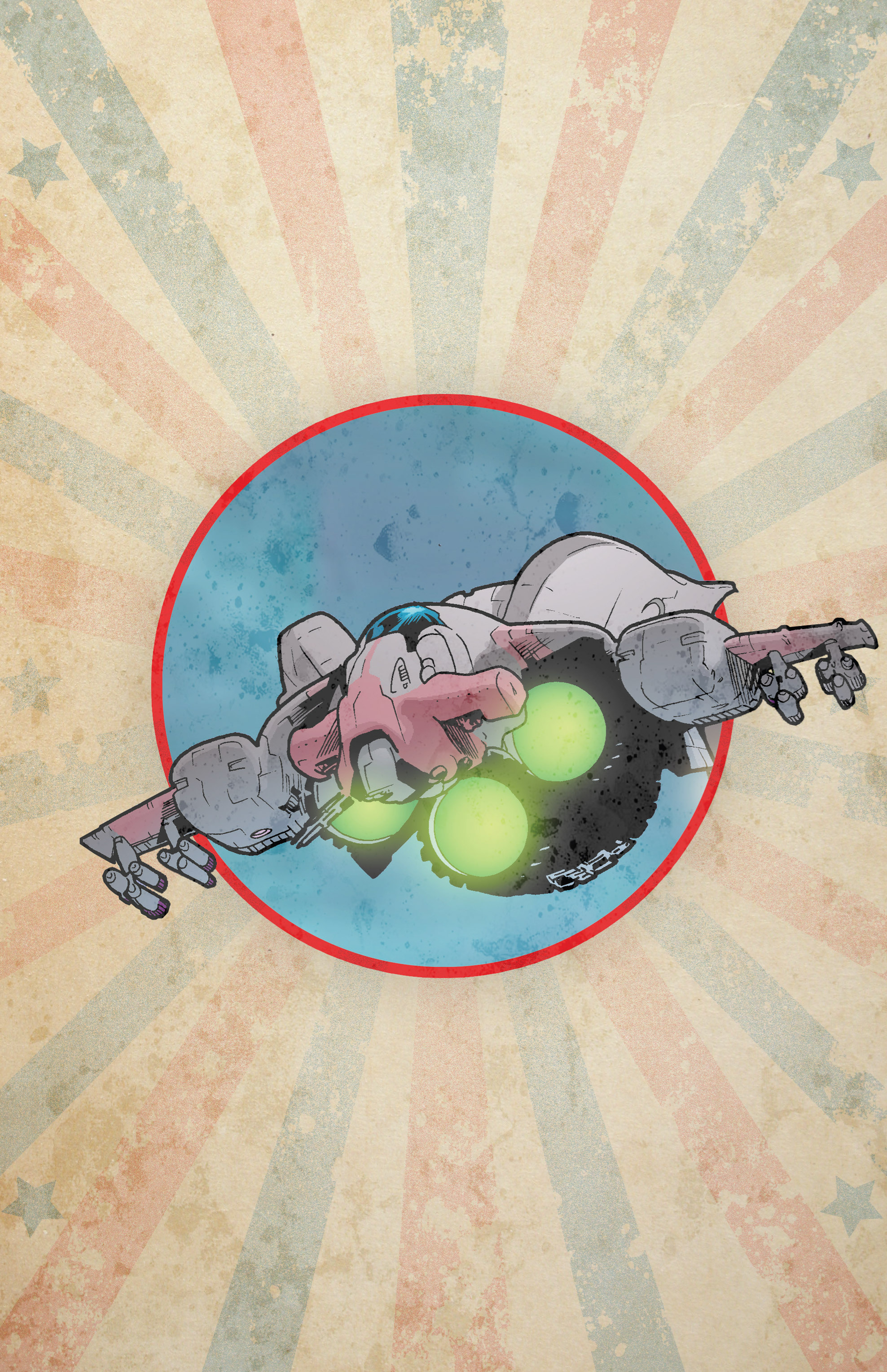 Read online Shockrockets comic -  Issue # TPB - 78