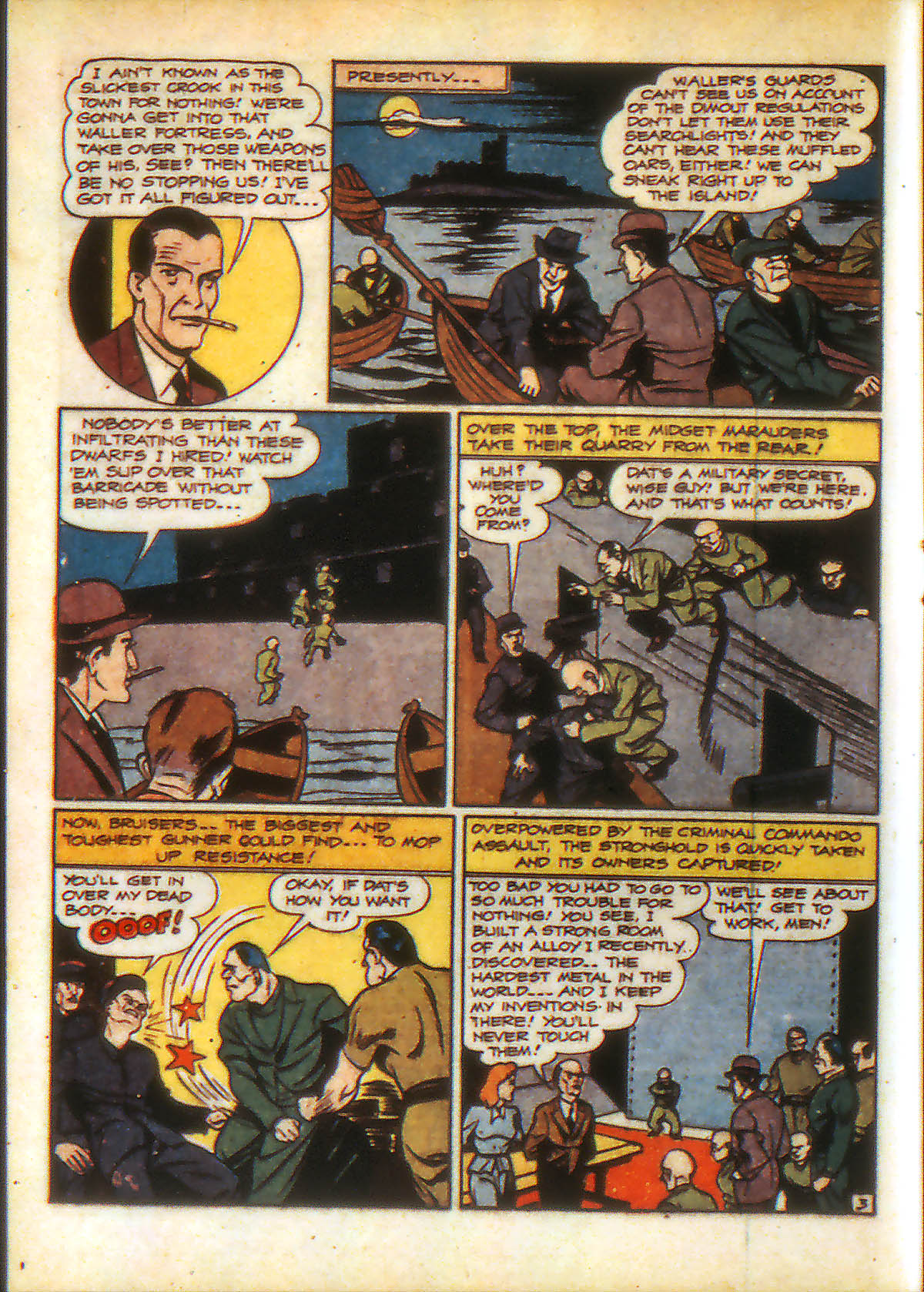 Read online Adventure Comics (1938) comic -  Issue #88 - 22