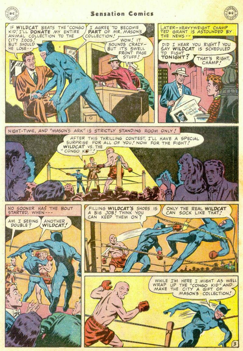 Read online Sensation (Mystery) Comics comic -  Issue #75 - 44