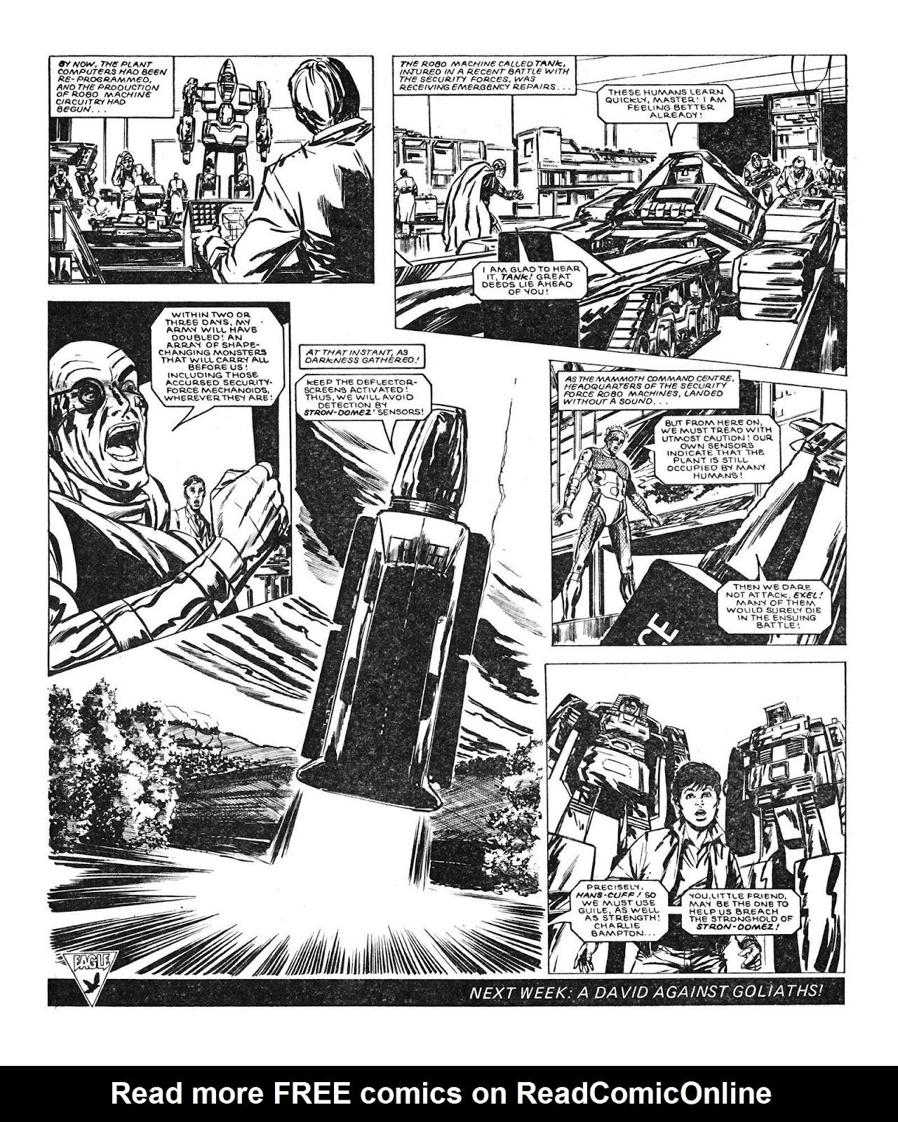 Read online Robo Machines comic -  Issue # TPB - 50