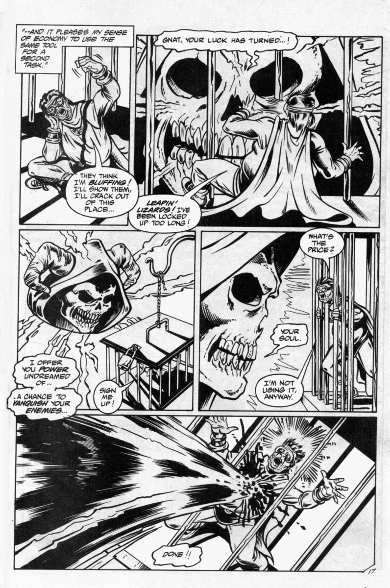 Ex-Mutants: The Shattered Earth Chronicles issue 7 - Page 19