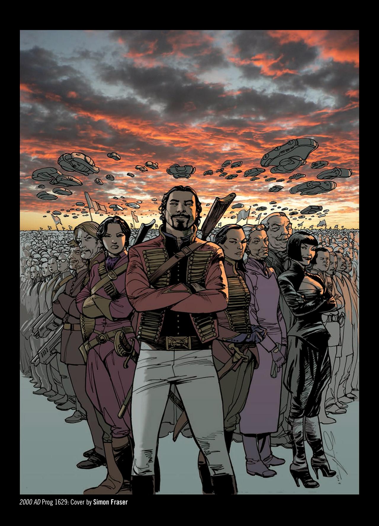 Read online Nikolai Dante comic -  Issue # TPB 9 - 184