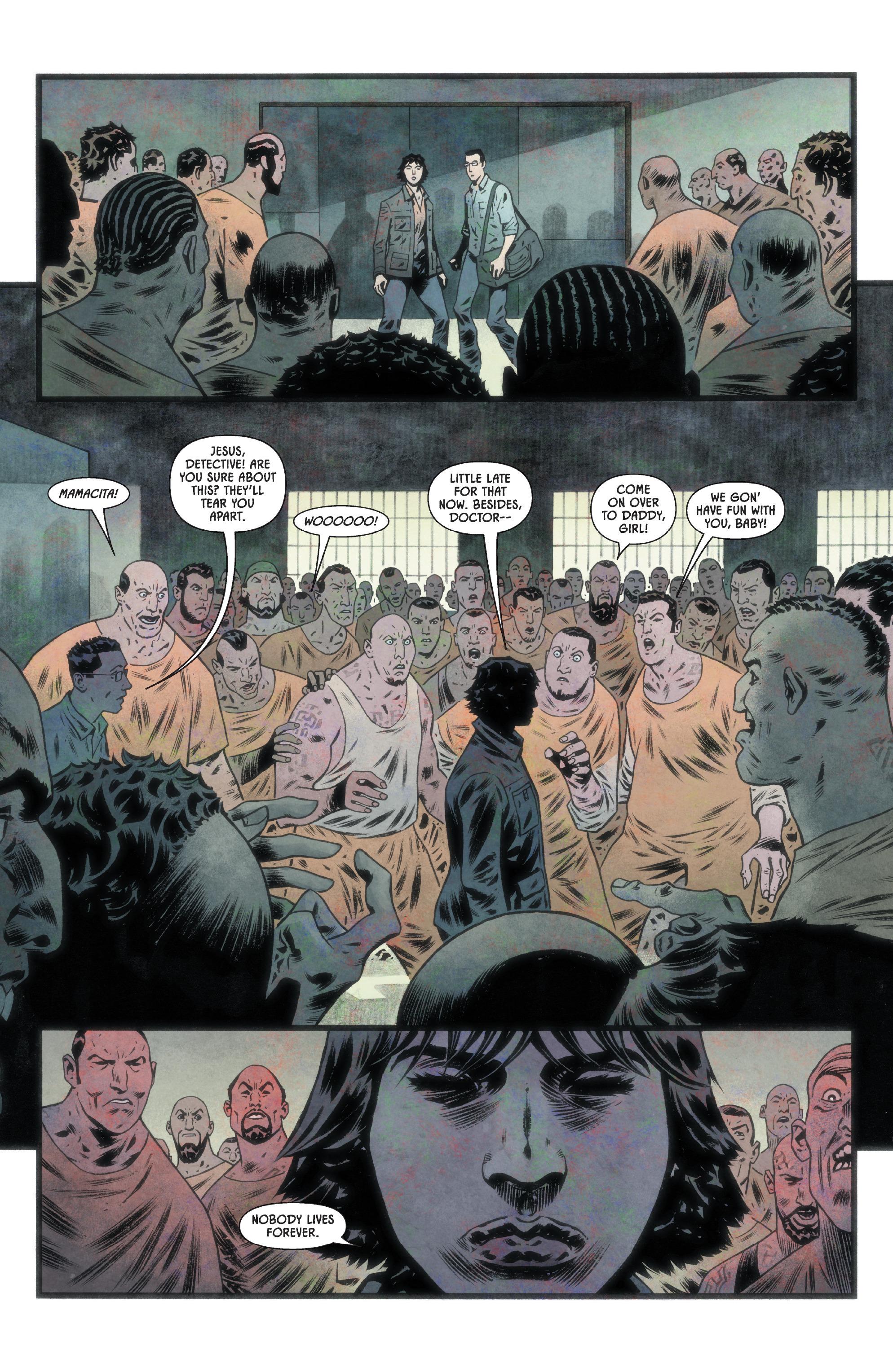 Read online Dead Inside comic -  Issue #5 - 10