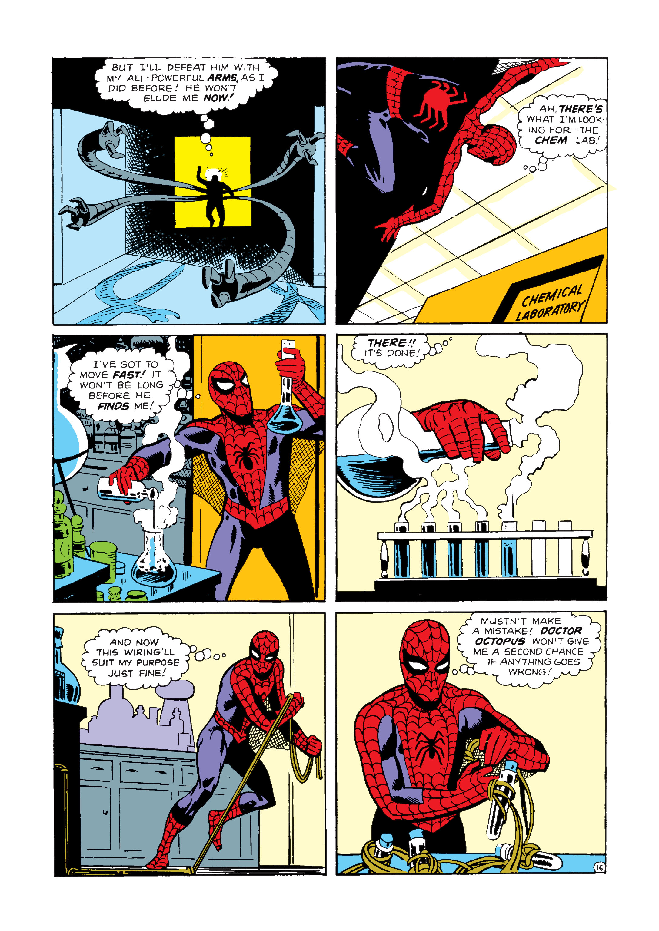 The Amazing Spider-Man (1963) 3 Page 16