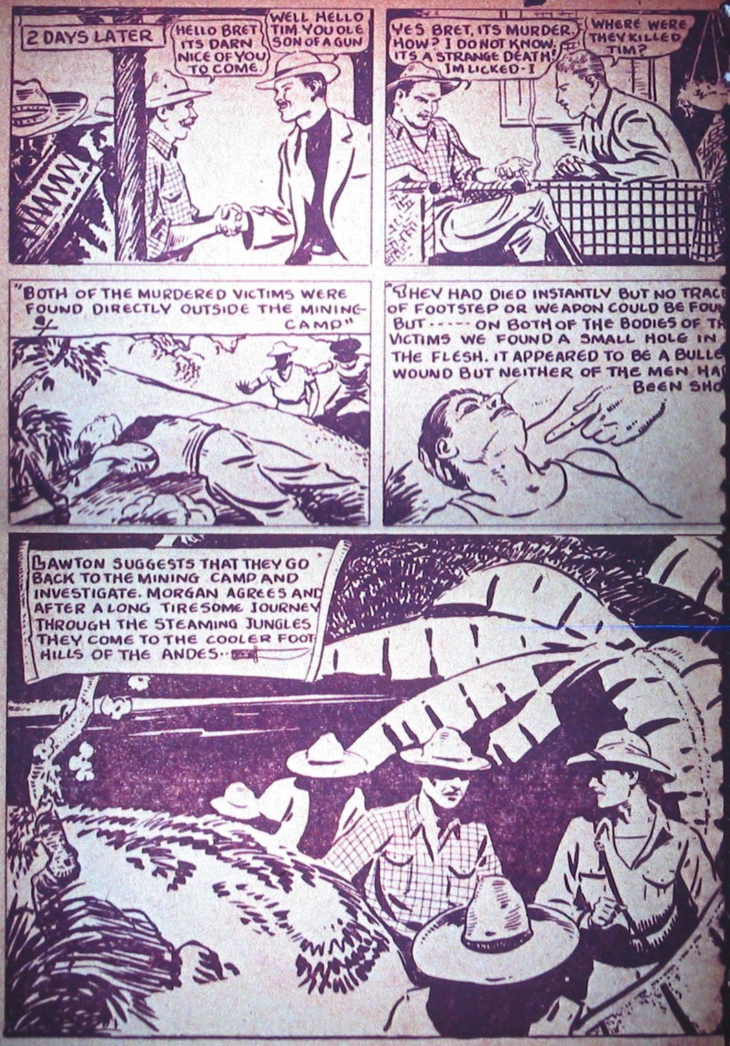 Read online Detective Comics (1937) comic -  Issue #1 - 19