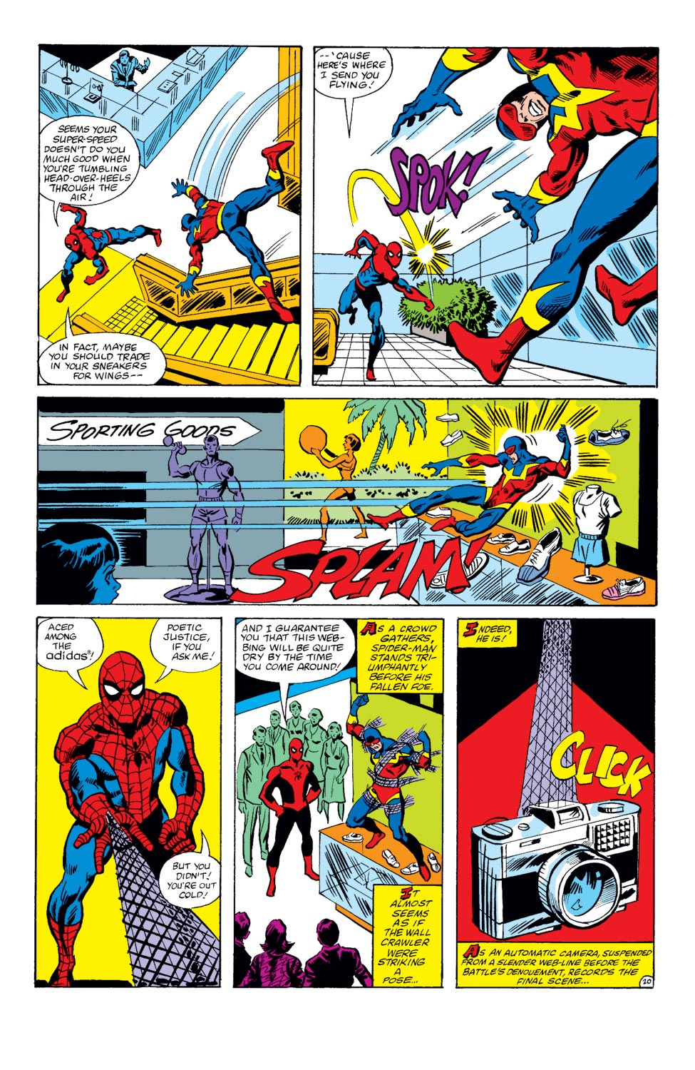 The Amazing Spider-Man (1963) 222 Page 20