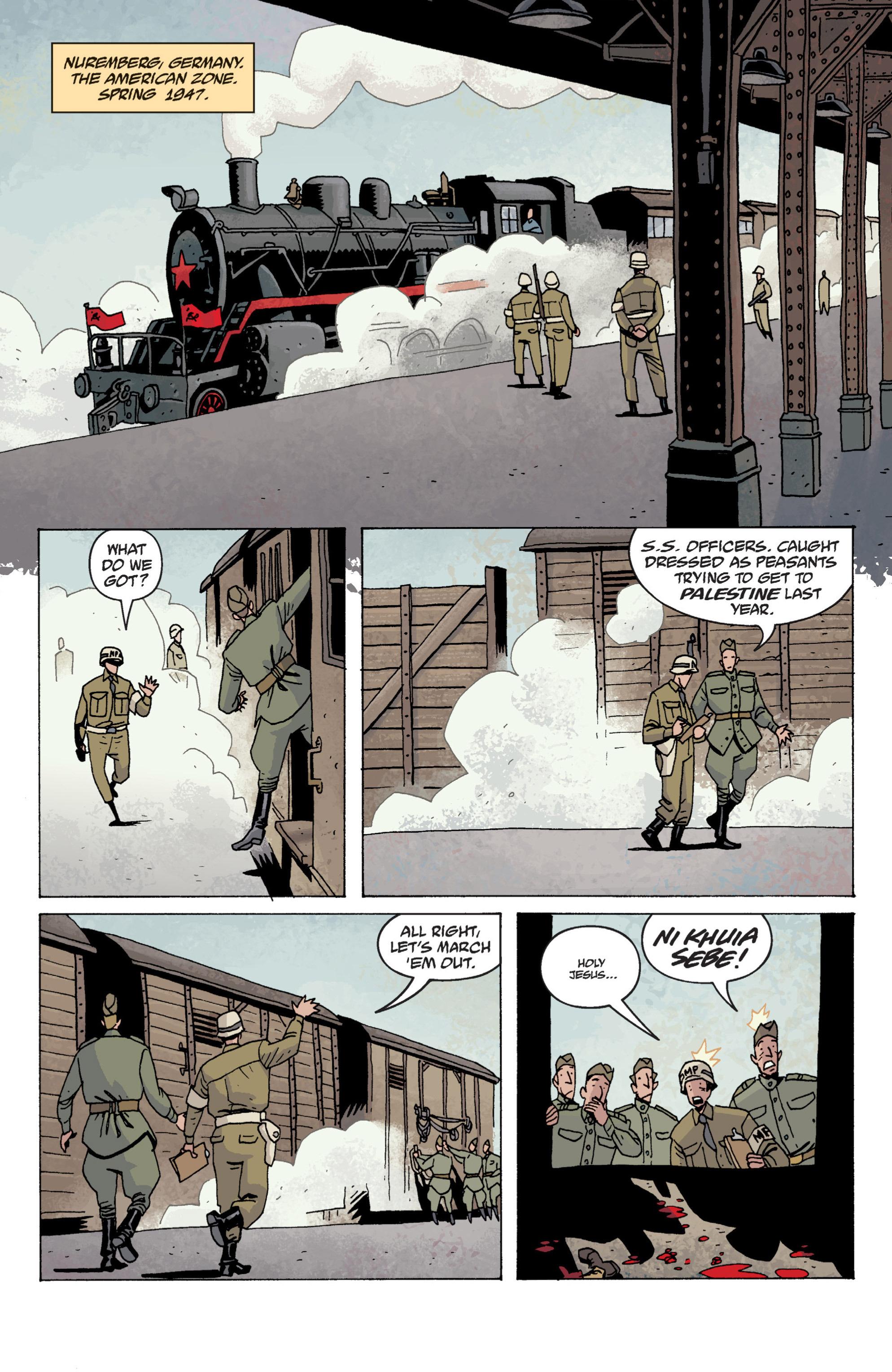 Read online B.P.R.D. (2003) comic -  Issue # TPB 13 - 9