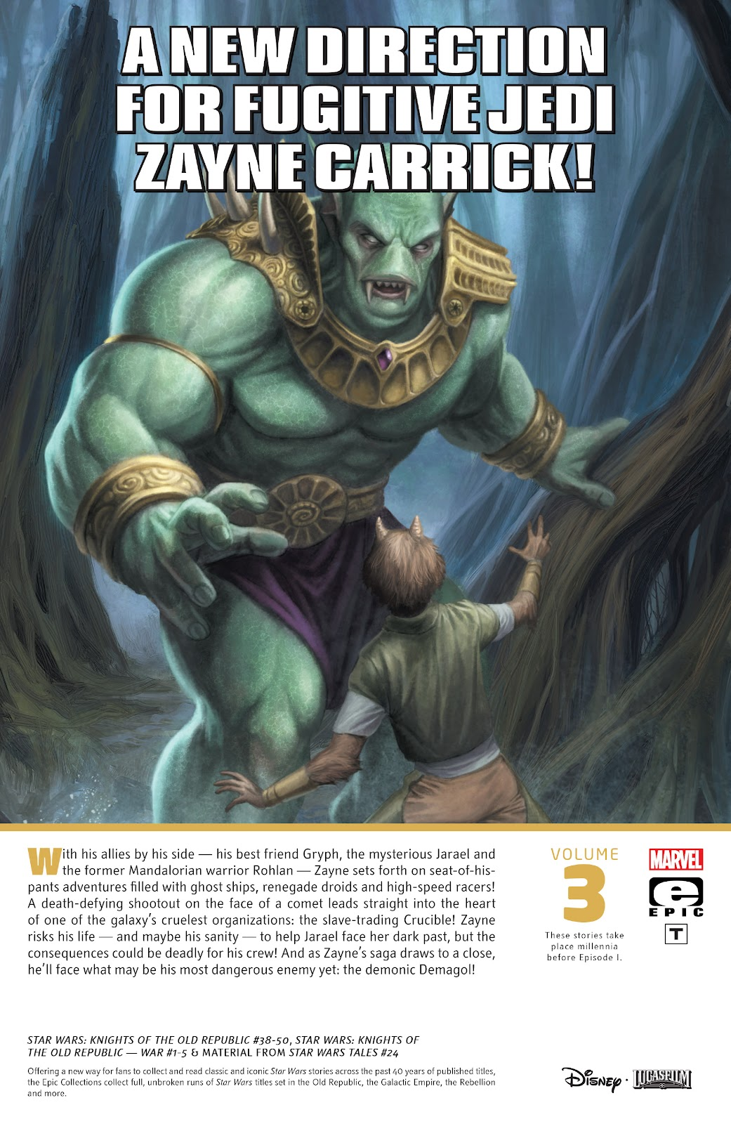 Read online Star Wars Legends: The Old Republic - Epic Collection comic -  Issue # TPB 3 (Part 5) - 28