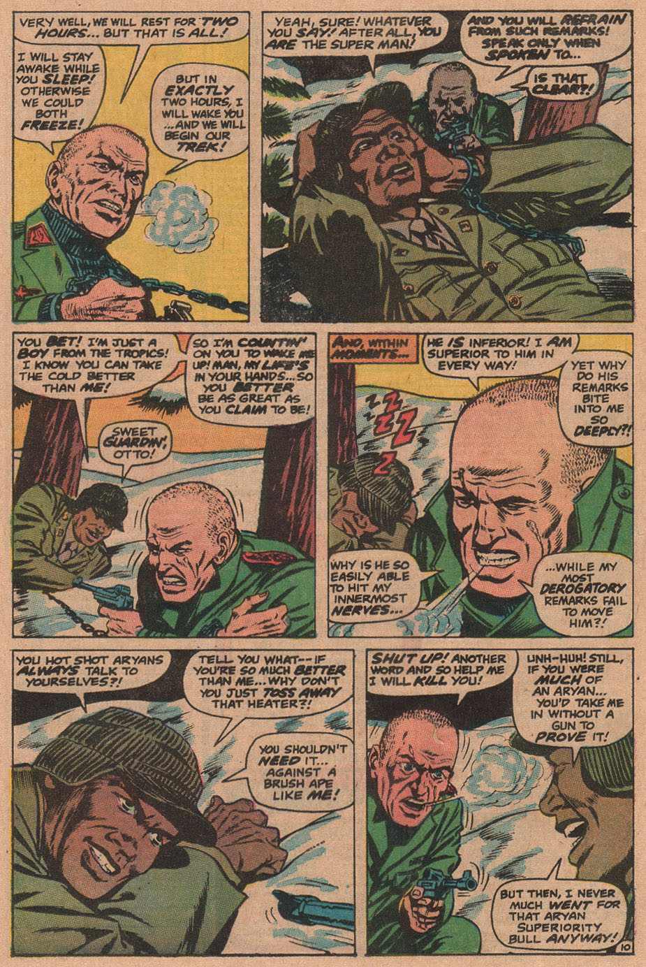 Read online Sgt. Fury comic -  Issue #90 - 16