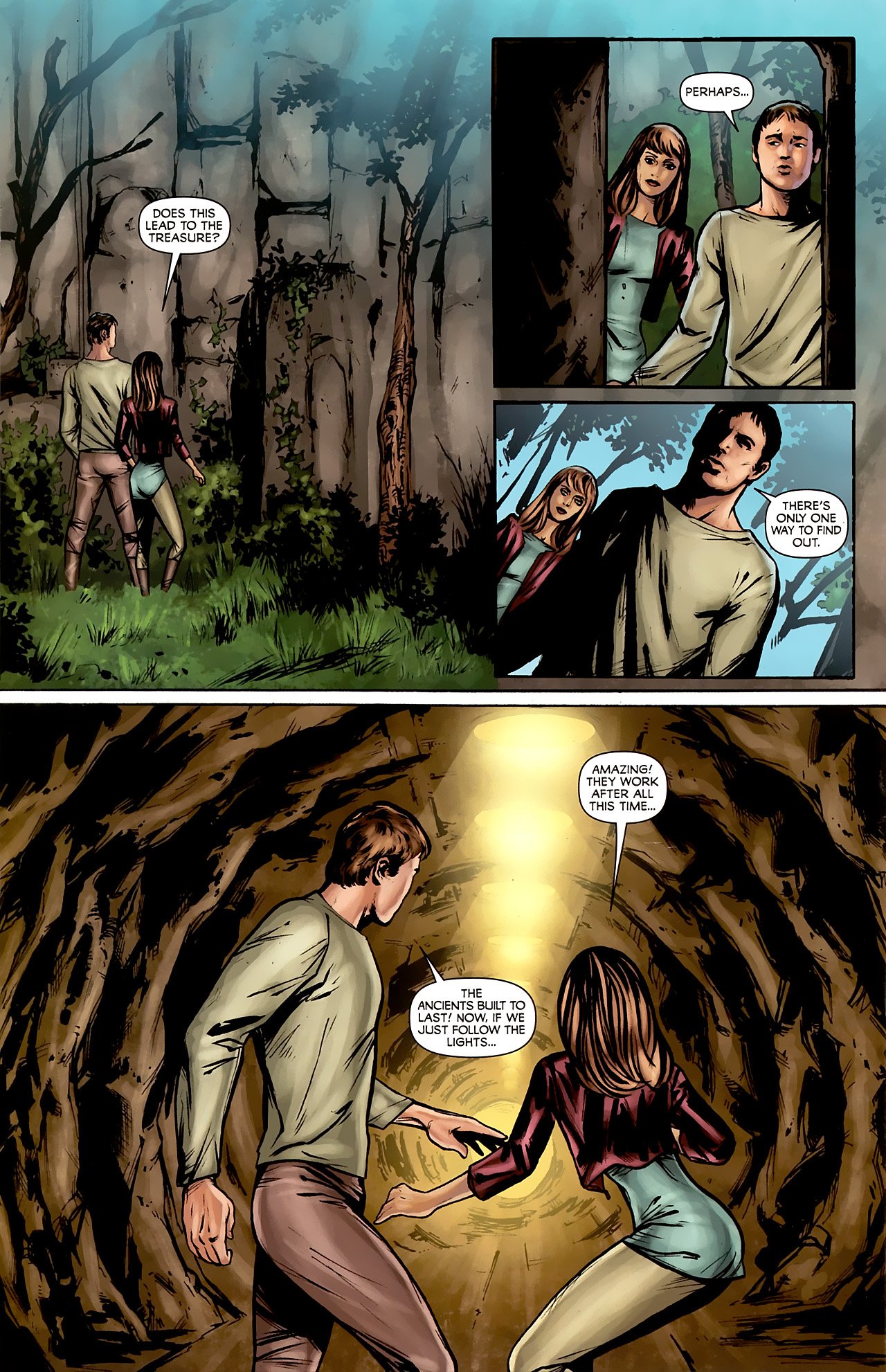 Read online Stargate: Daniel Jackson comic -  Issue #2 - 22