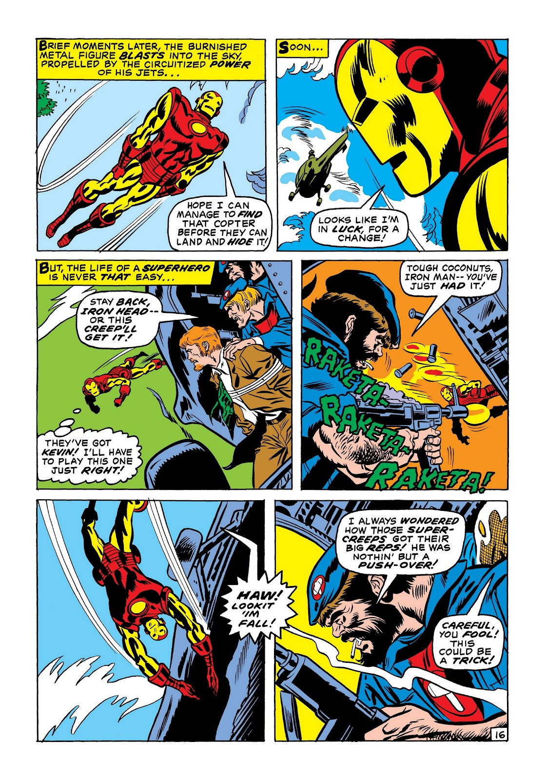Read online Marvel Masterworks: The Invincible Iron Man comic -  Issue # TPB 7 (Part 2) - 24
