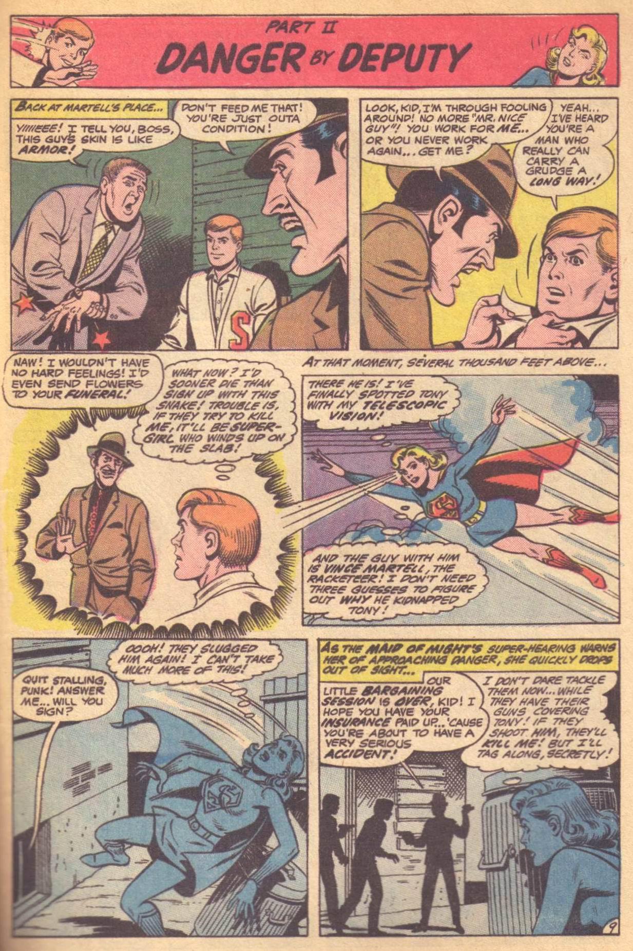 Read online Adventure Comics (1938) comic -  Issue #383 - 29