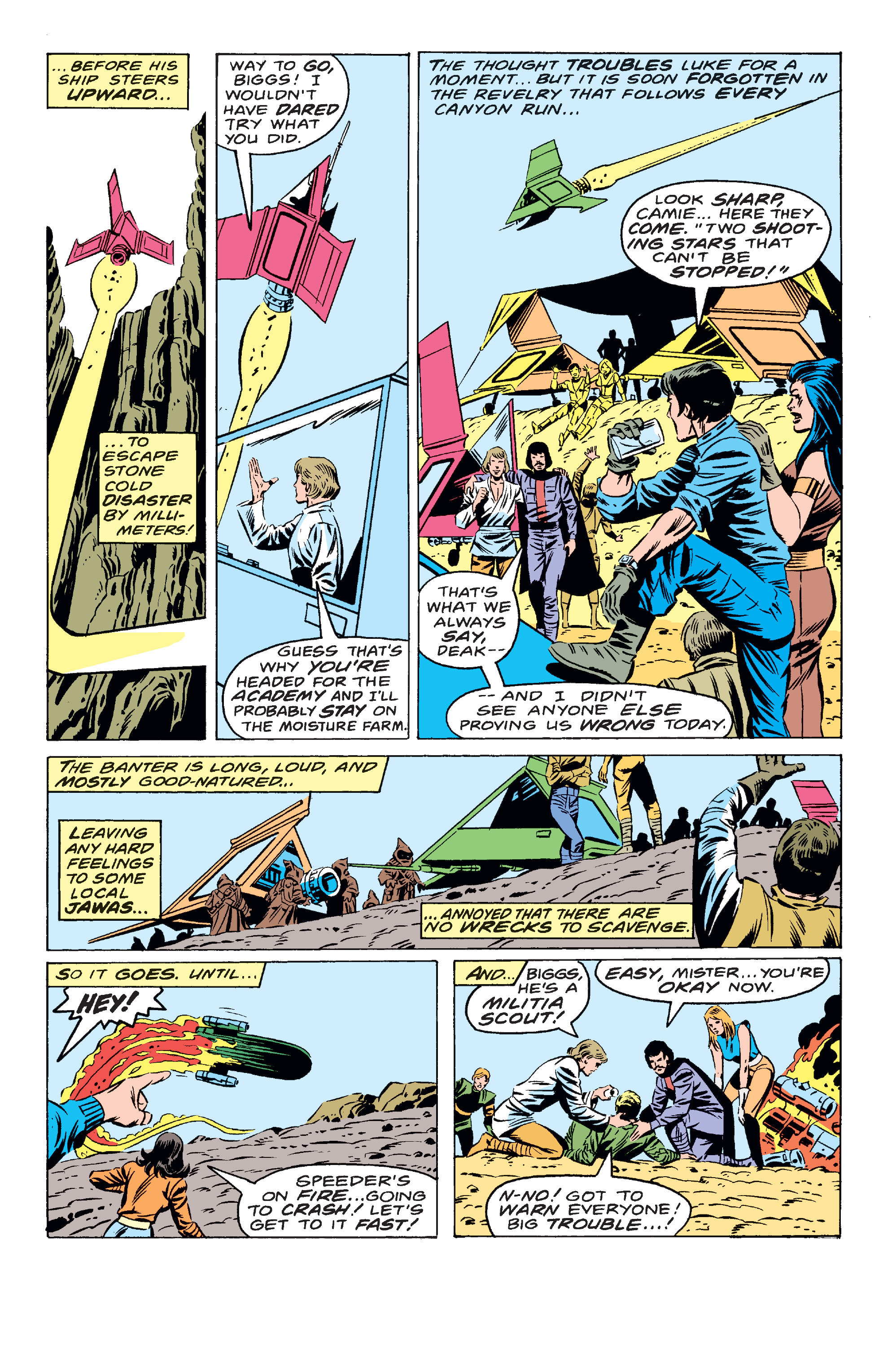 Read online Star Wars Omnibus comic -  Issue # Vol. 13 - 305