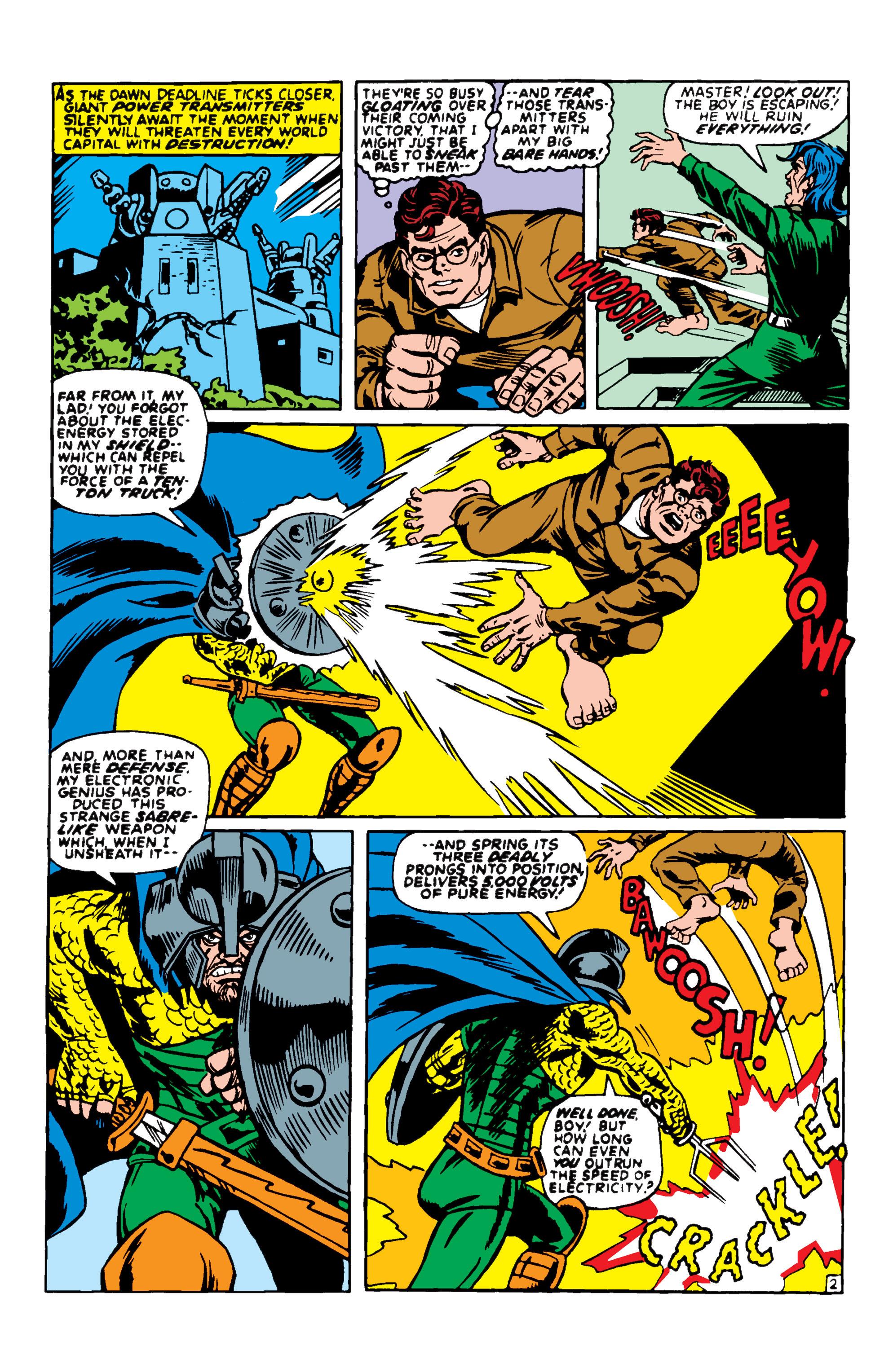 Uncanny X-Men (1963) 53 Page 17