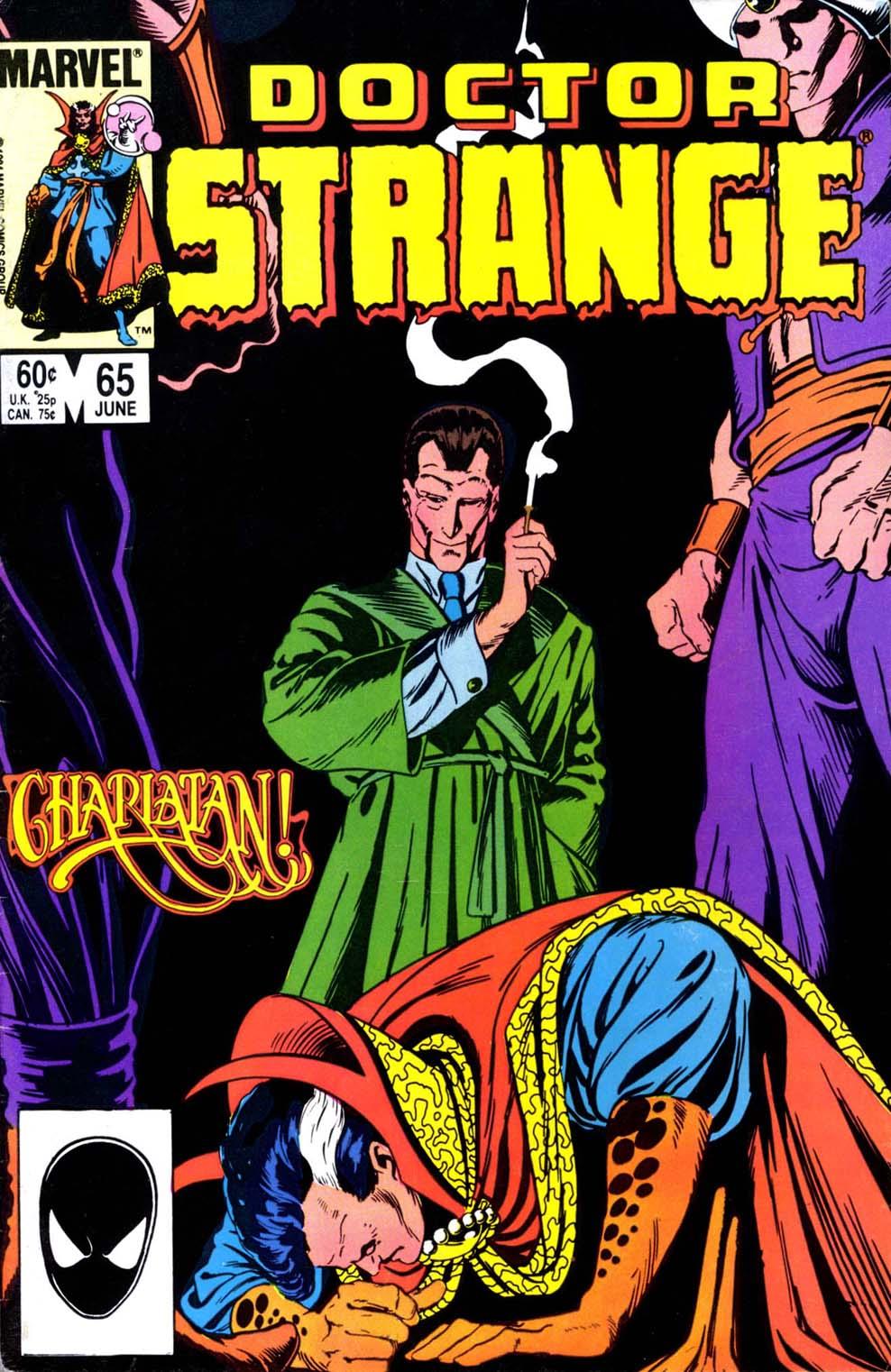Doctor Strange (1974) 65 Page 1