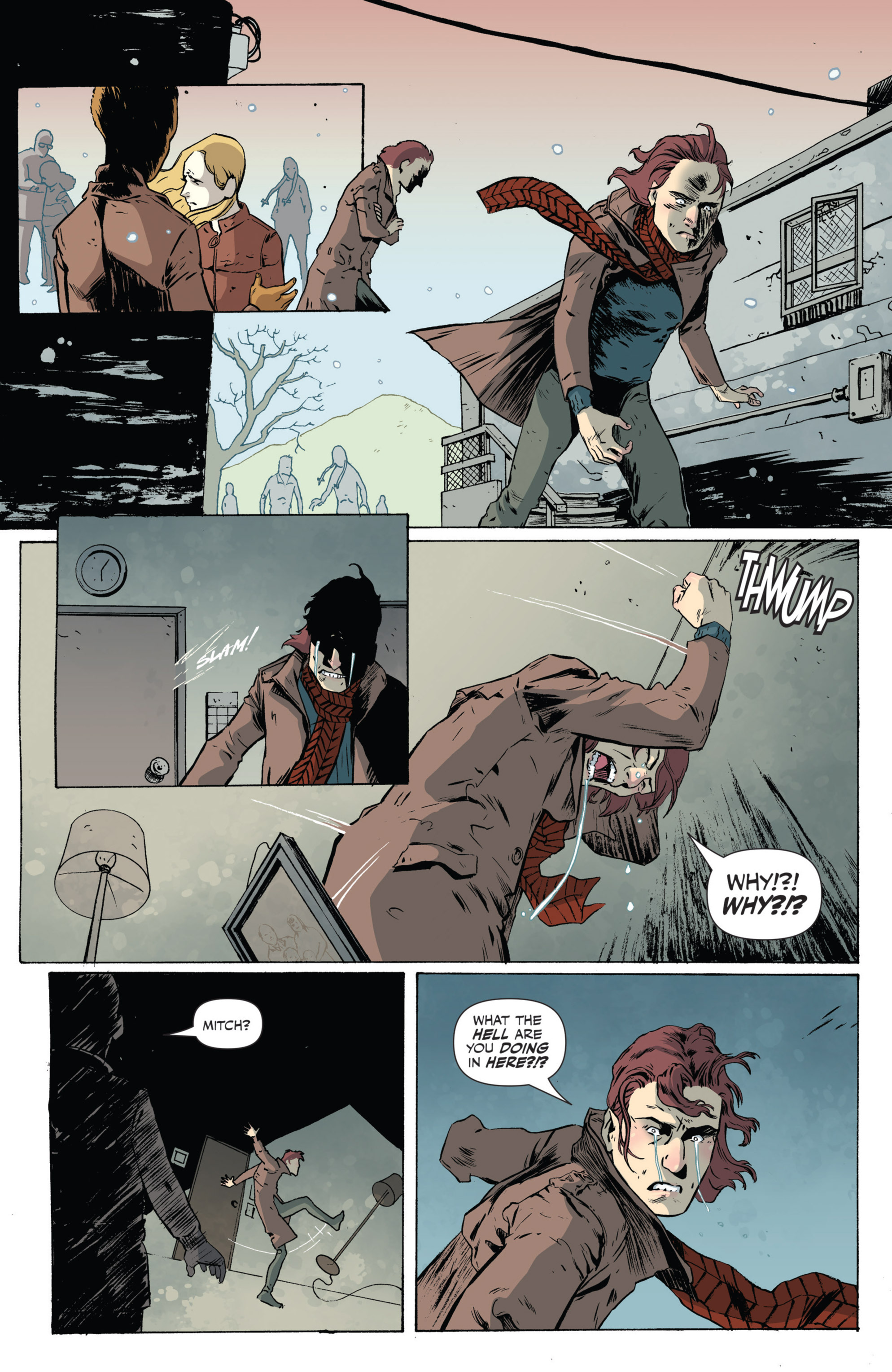 Read online Sheltered comic -  Issue #5 - 7