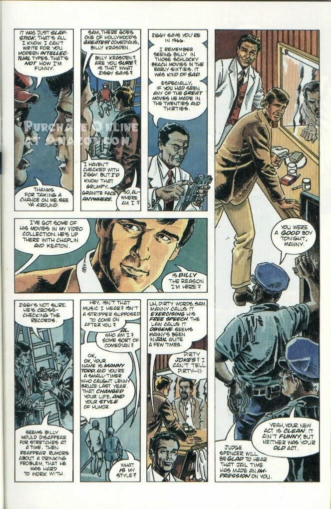 Read online Quantum Leap comic -  Issue #10 - 6
