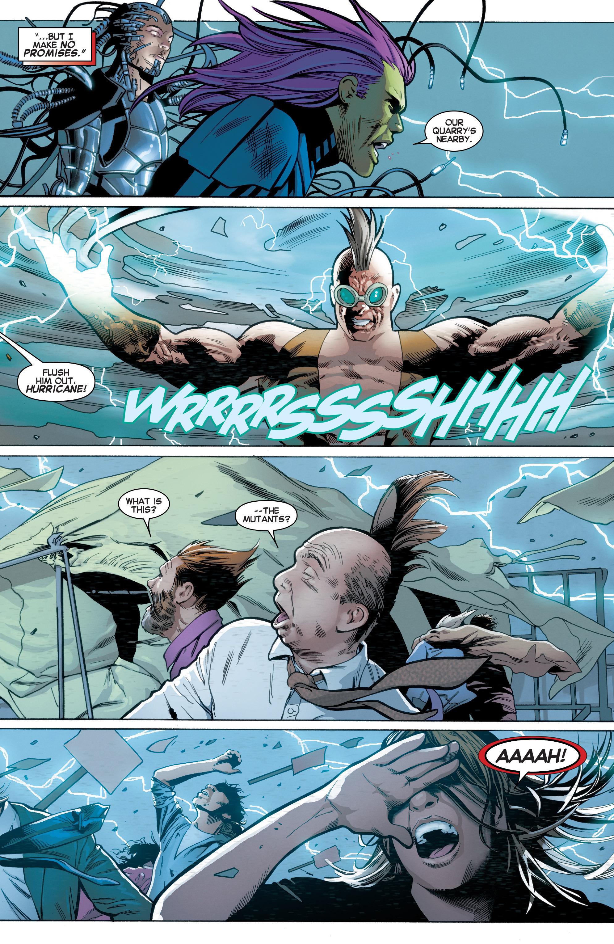 Read online Uncanny X-Men (2016) comic -  Issue #3 - 7