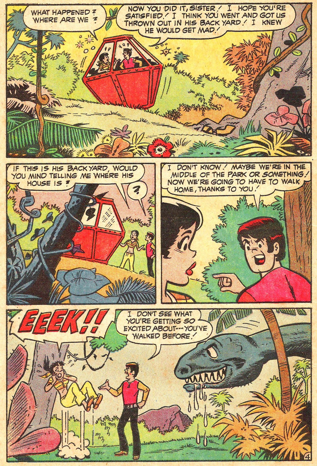 Read online She's Josie comic -  Issue #56 - 6