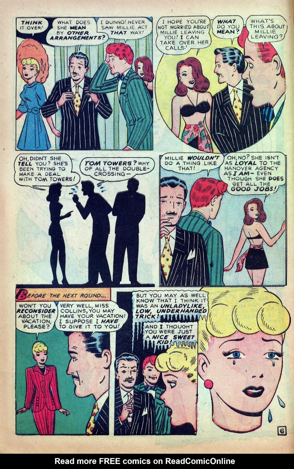 Read online Joker Comics comic -  Issue #29 - 8