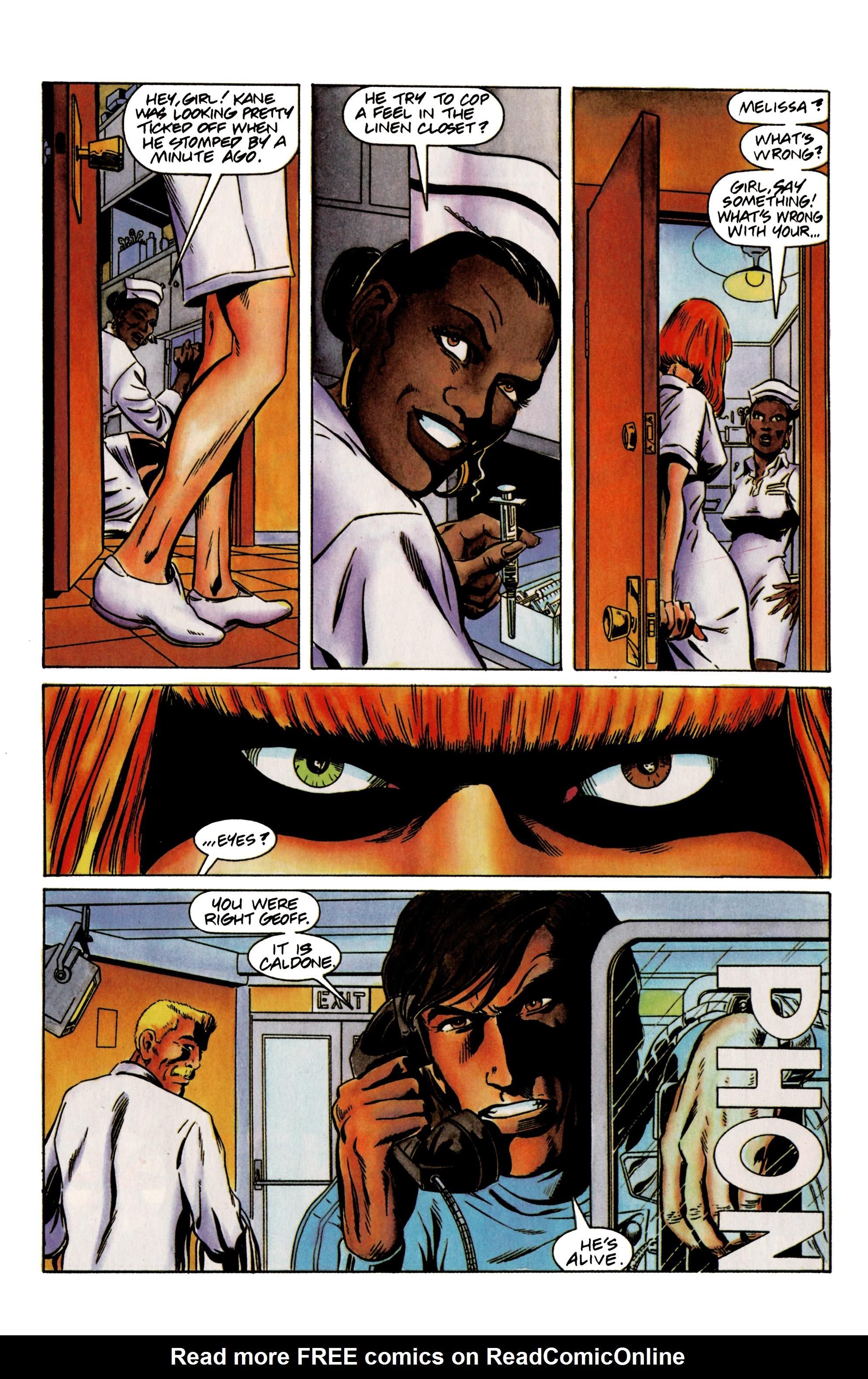 Read online Eternal Warrior (1992) comic -  Issue #12 - 13
