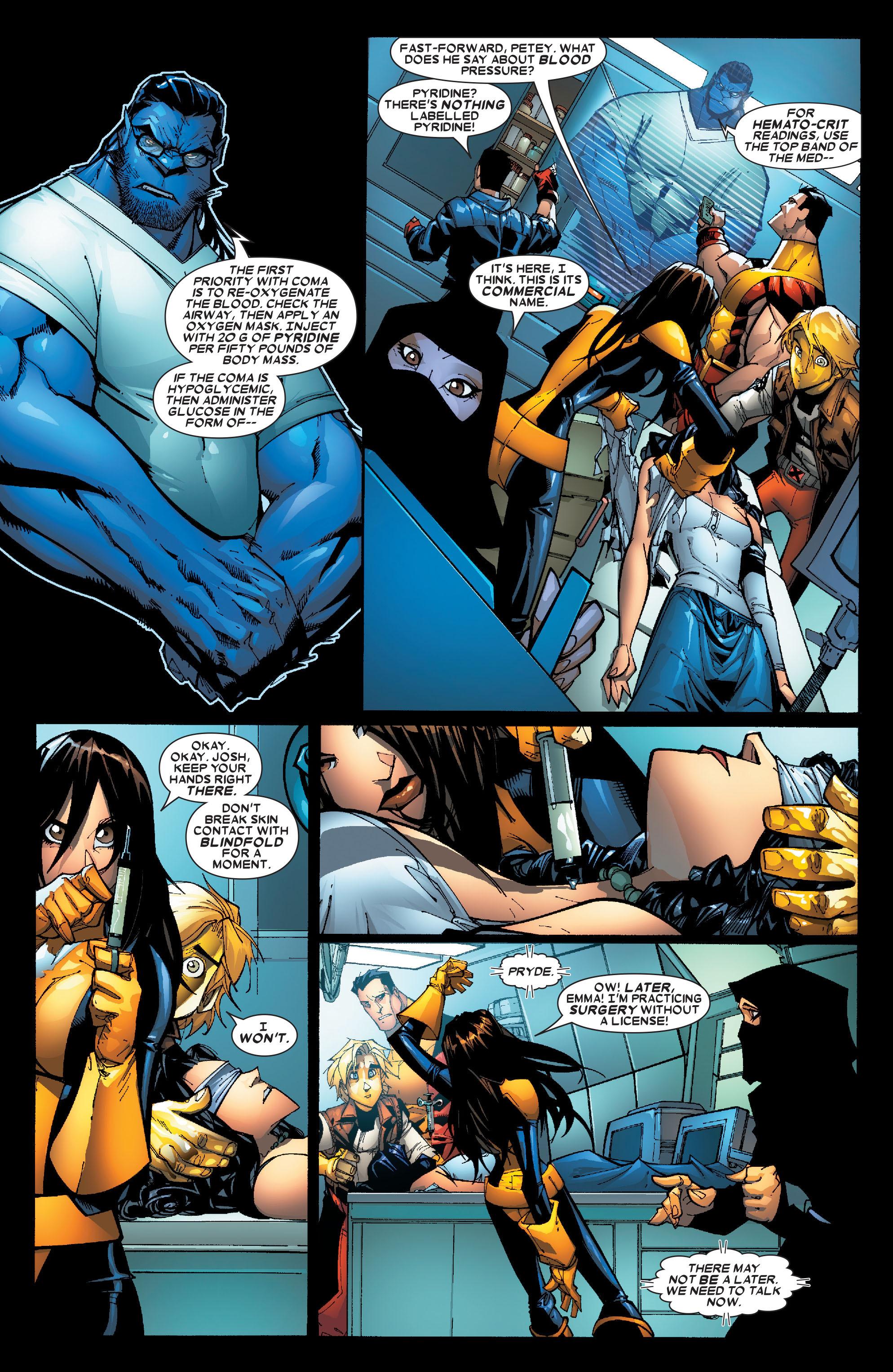 X-Men (1991) 203 Page 1