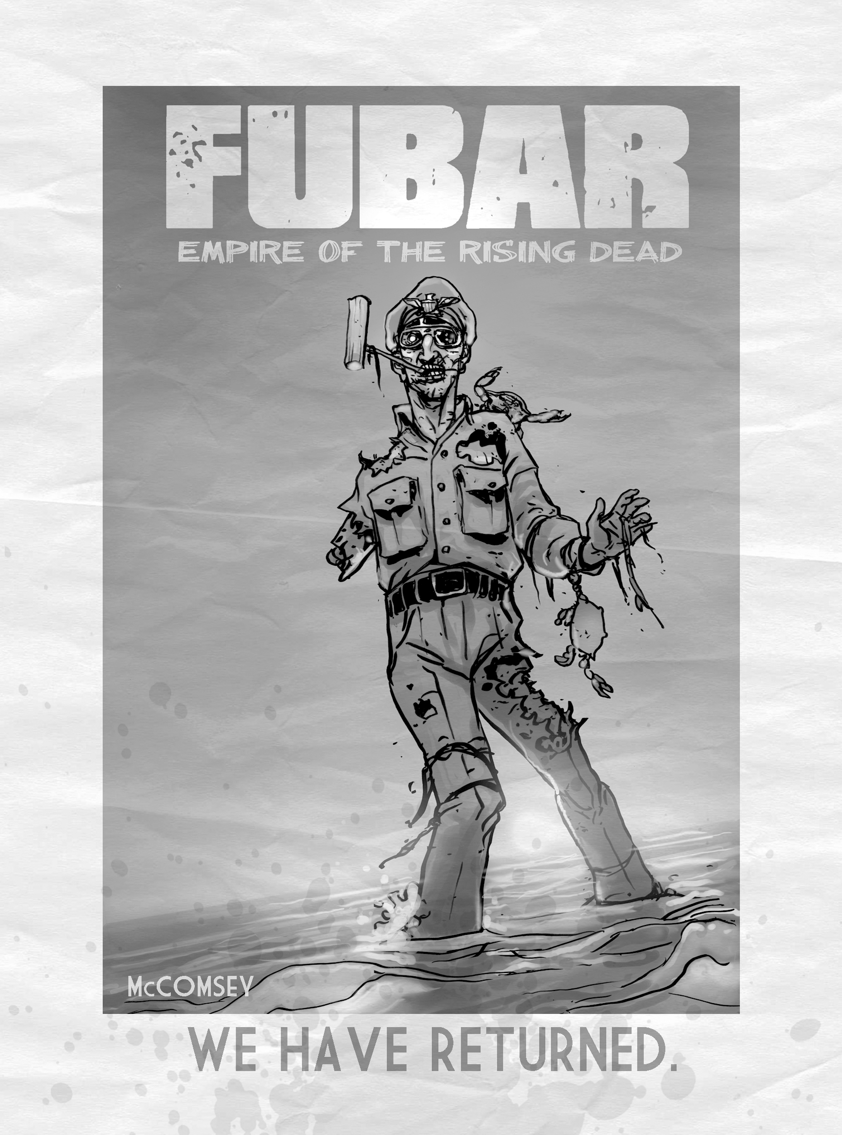 Read online FUBAR comic -  Issue #2 - 6