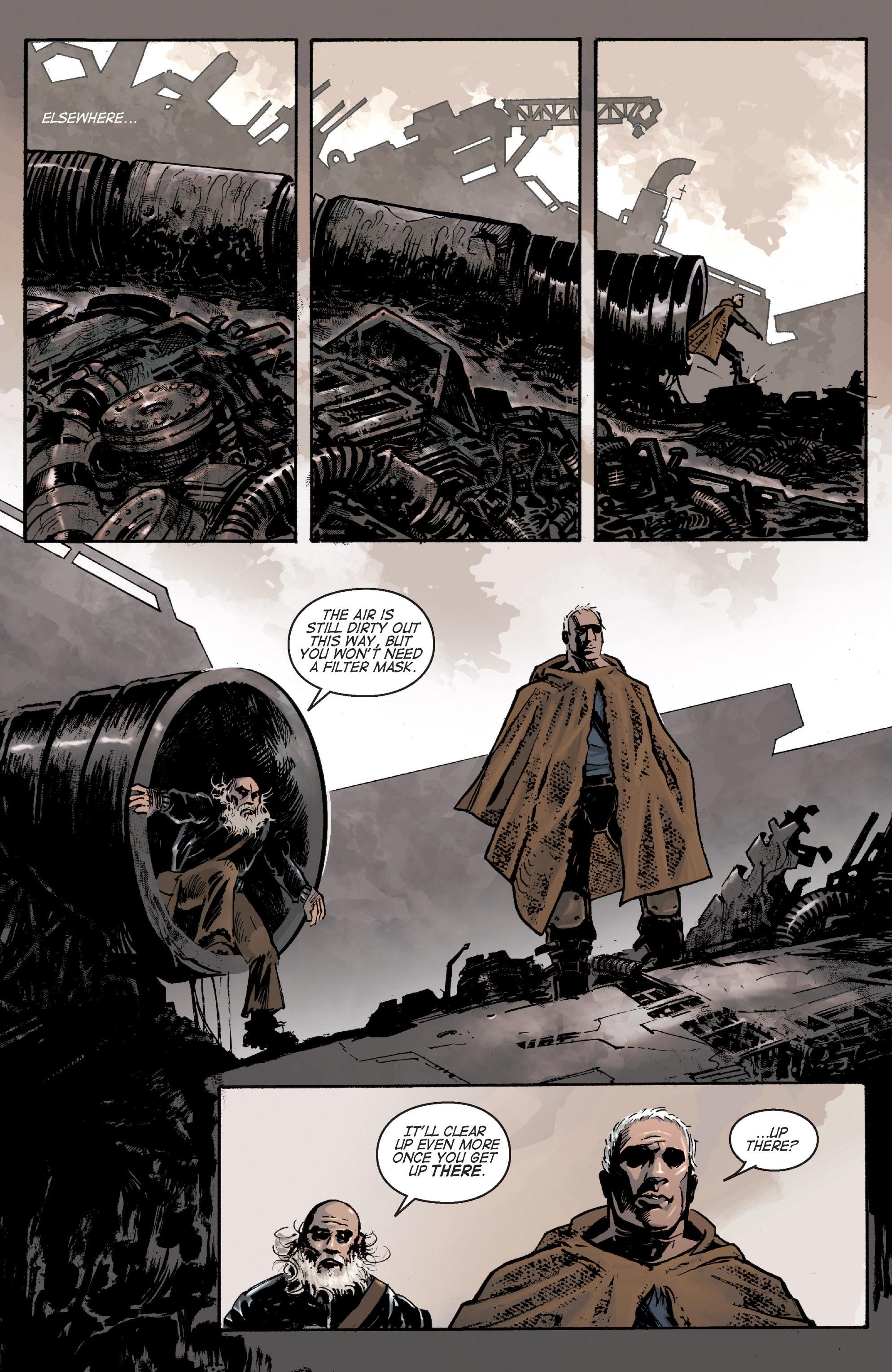 Read online Planetoid comic -  Issue # TPB - 44