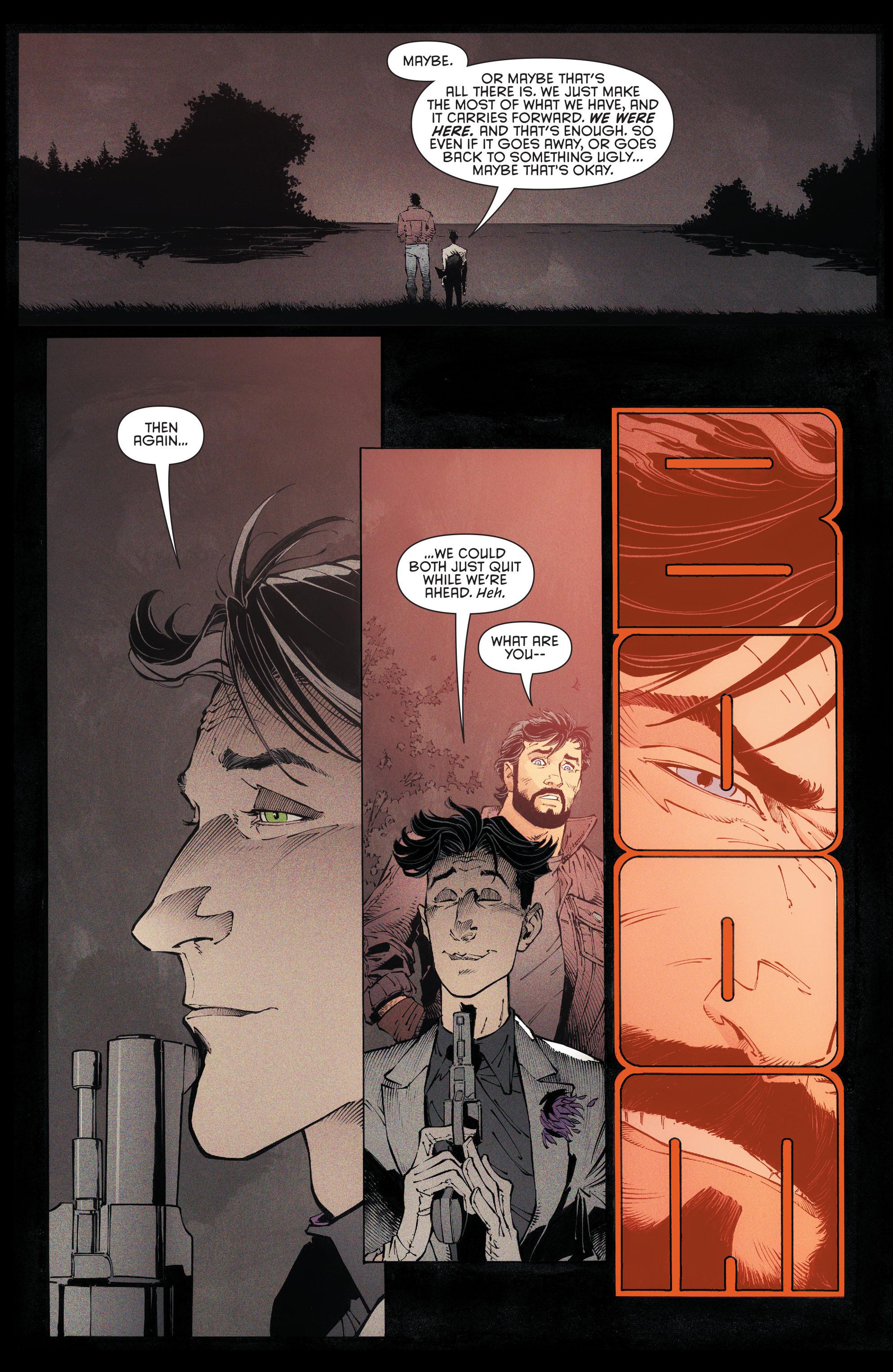 Read online Batman (2011) comic -  Issue # _TPB 9 - 61