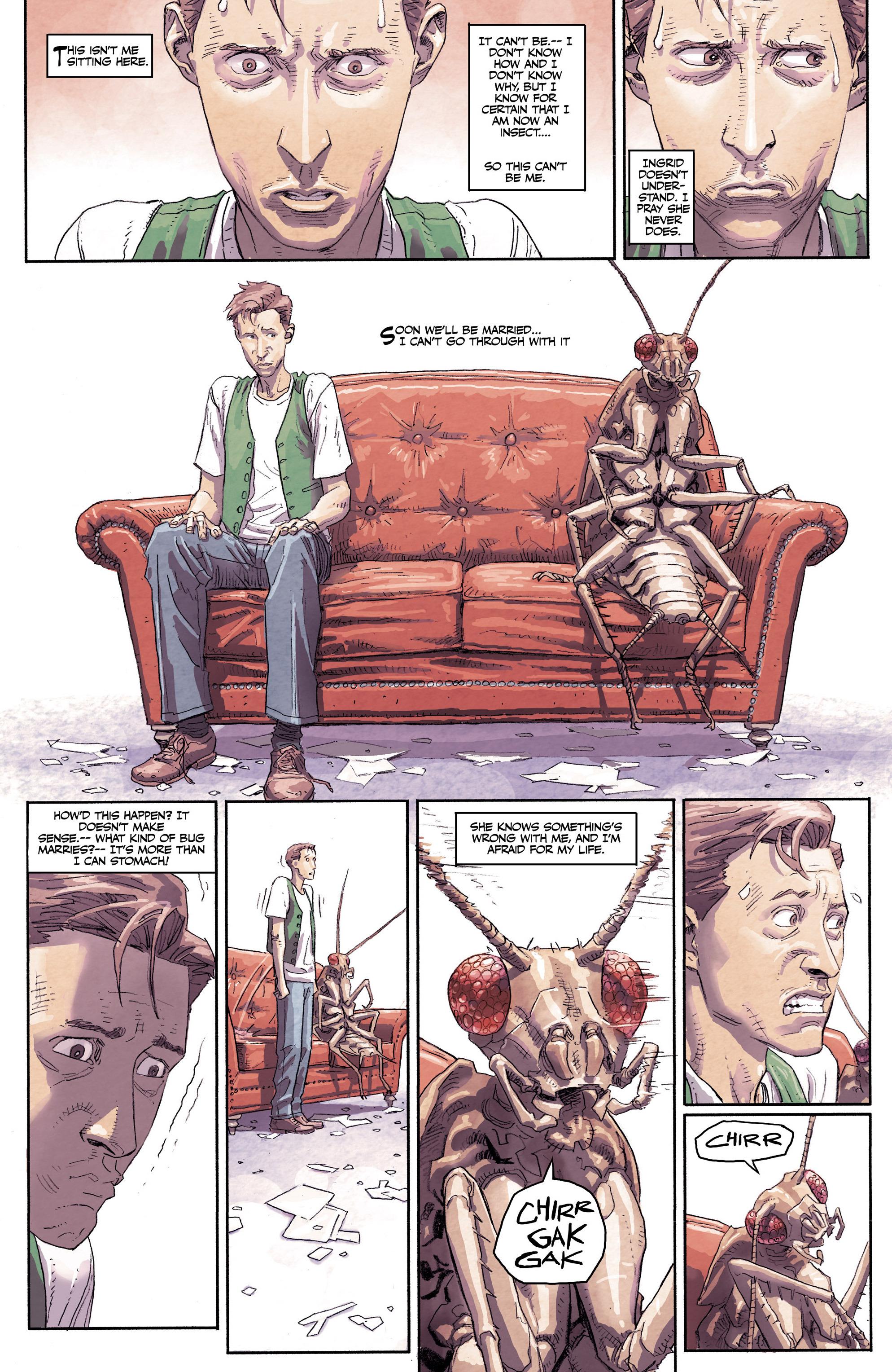 Read online Ringside comic -  Issue #10 - 28