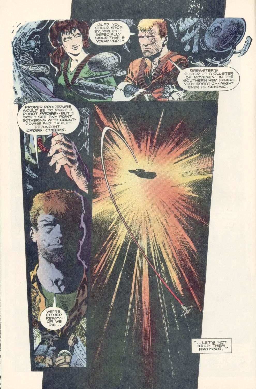 Read online Aliens: Earth War comic -  Issue #3 - 6