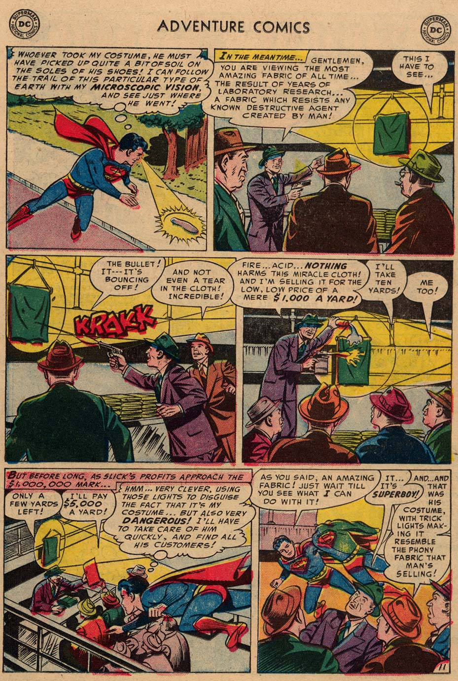 Read online Adventure Comics (1938) comic -  Issue #193 - 13