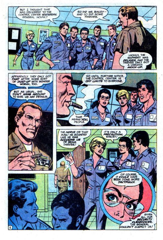 Read online Wonder Woman (1942) comic -  Issue #256 - 7