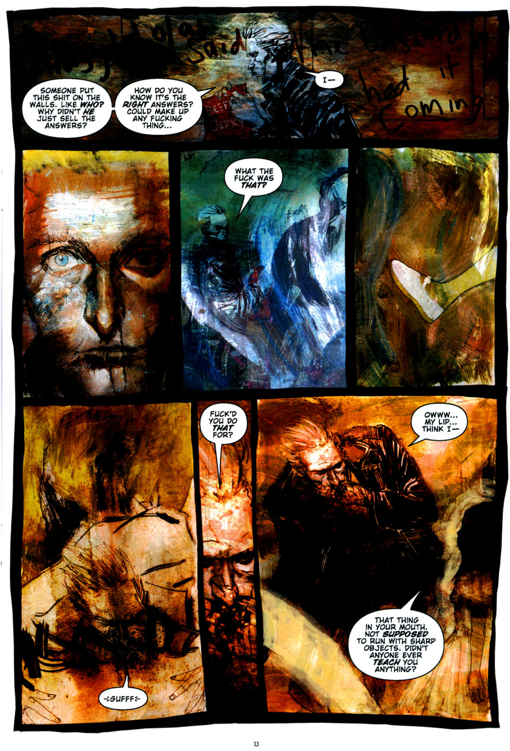 Read online Silent Hill: Dying Inside comic -  Issue #3 - 13