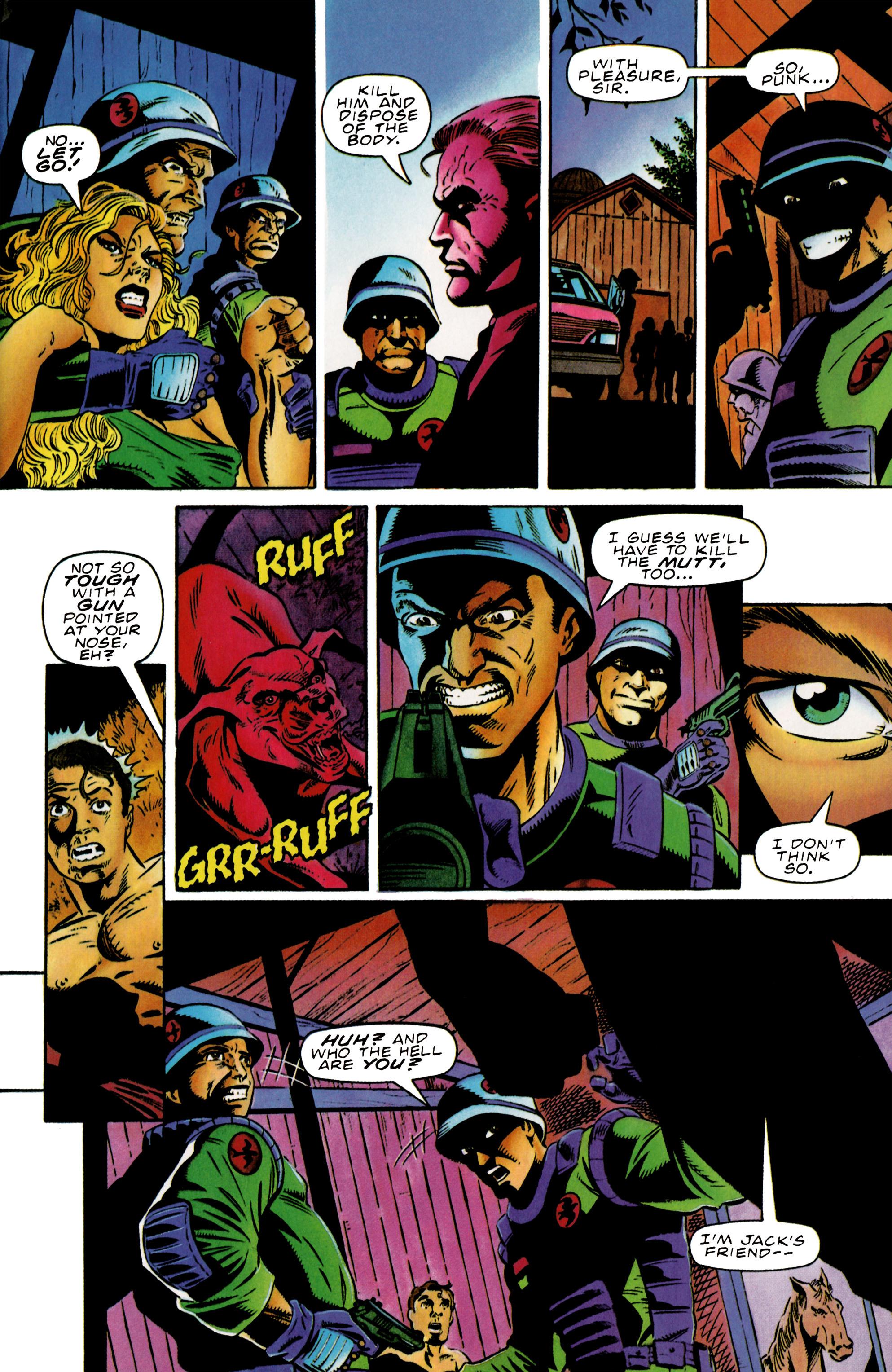 Read online Harbinger (1992) comic -  Issue #37 - 4