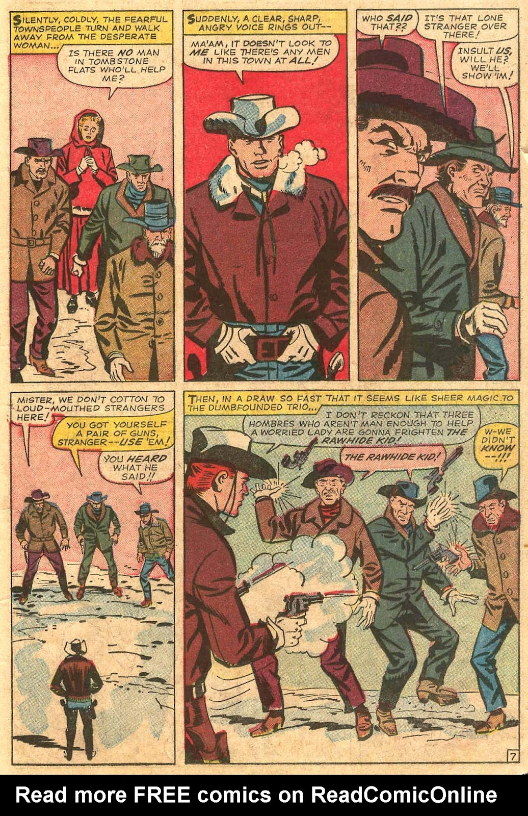 The Rawhide Kid (1955) issue 41 - Page 11
