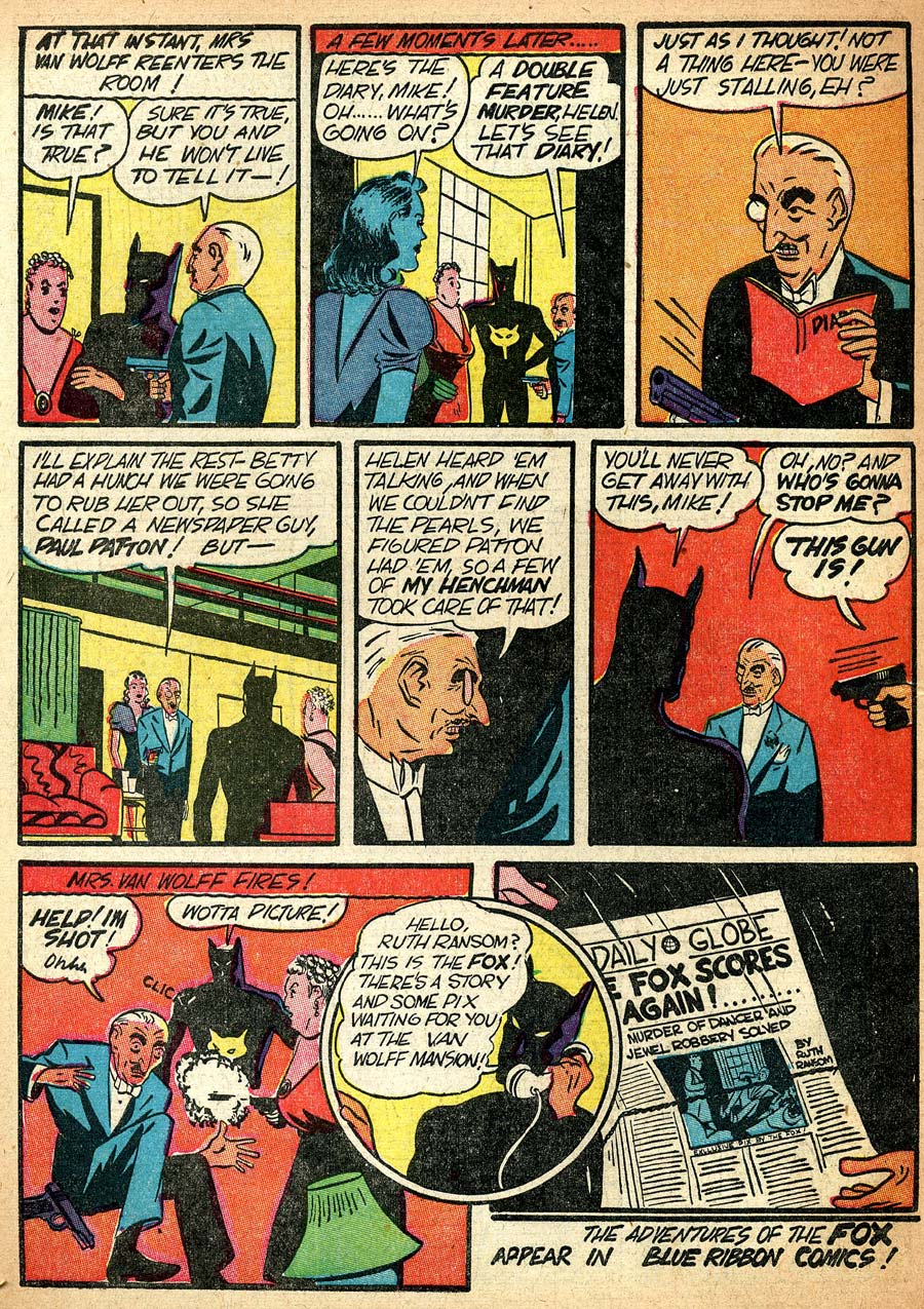 Blue Ribbon Comics (1939) issue 8 - Page 34