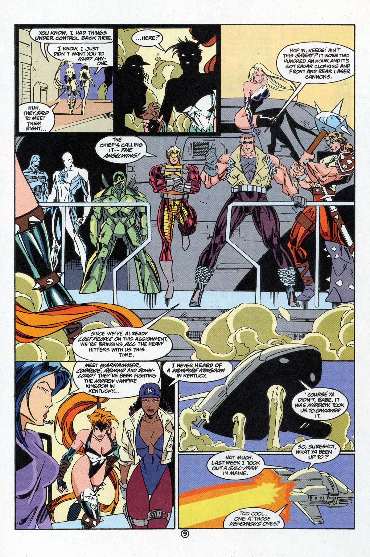 Read online Artemis: Requiem comic -  Issue #5 - 13