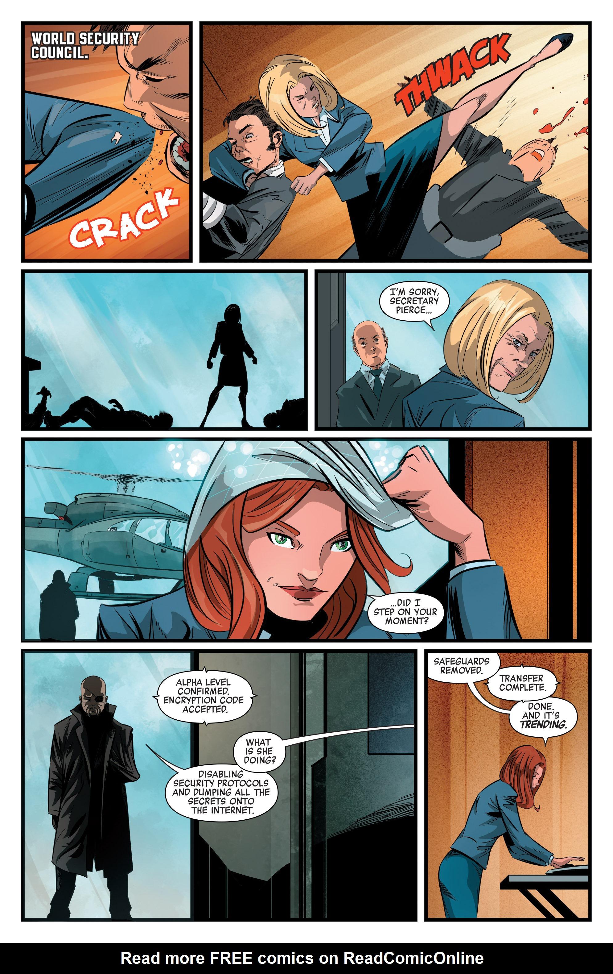 Read online Captain America: Civil War Prelude comic -  Issue #4 - 16