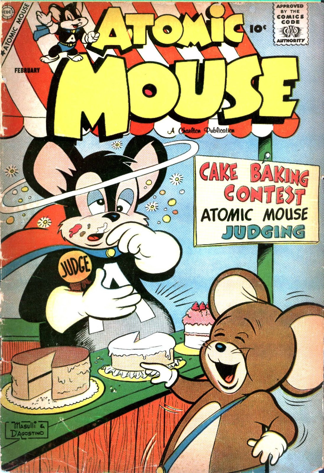 Atomic Mouse issue 29 - Page 1